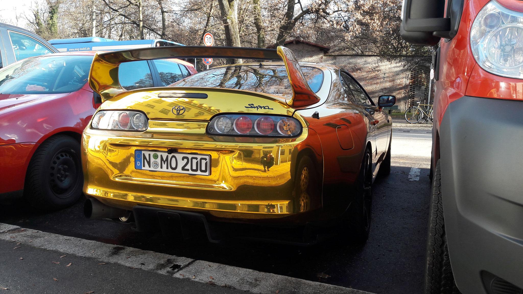 Toyota Supra (>1000PS) - N-MO-200