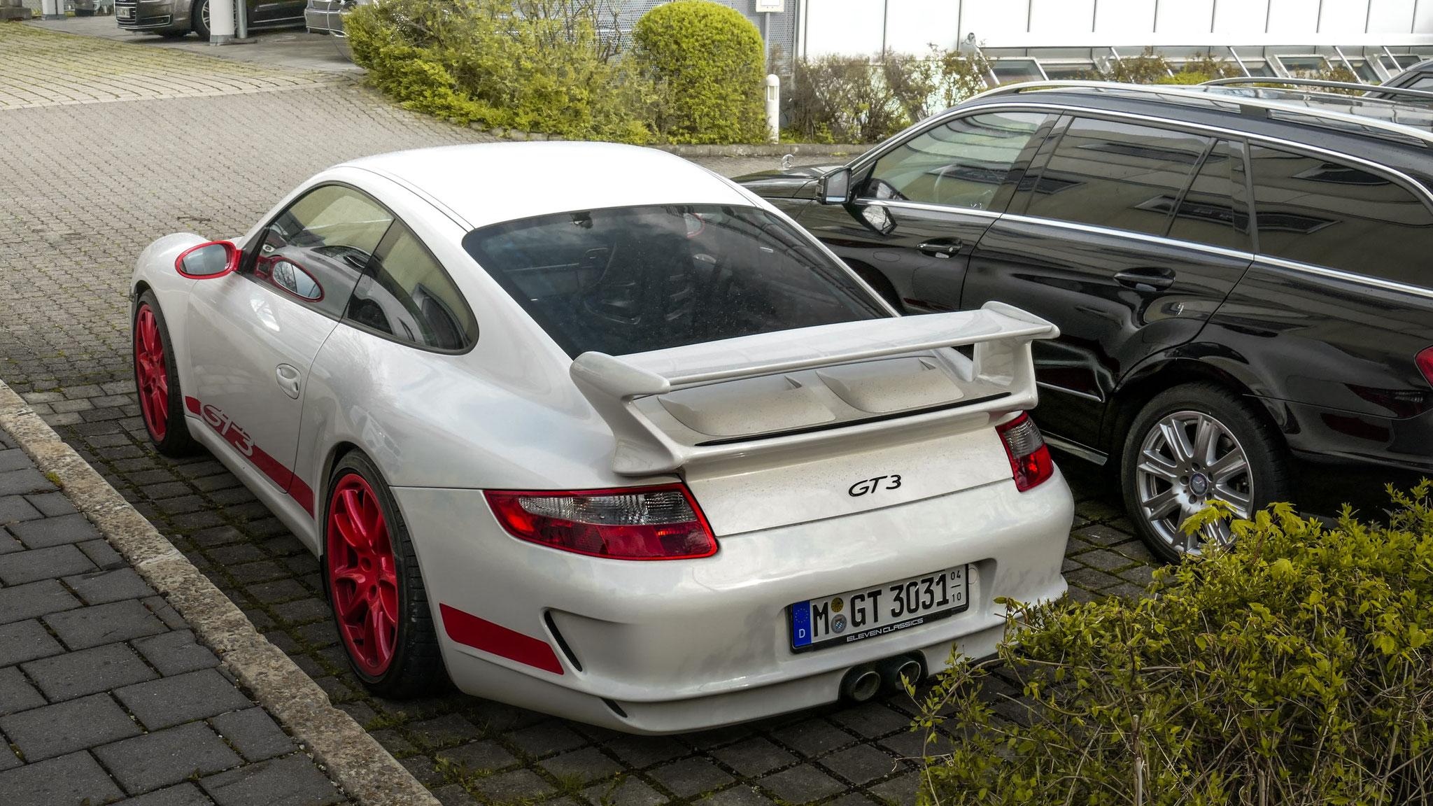 Porsche GT3 997 - M-GT-3031