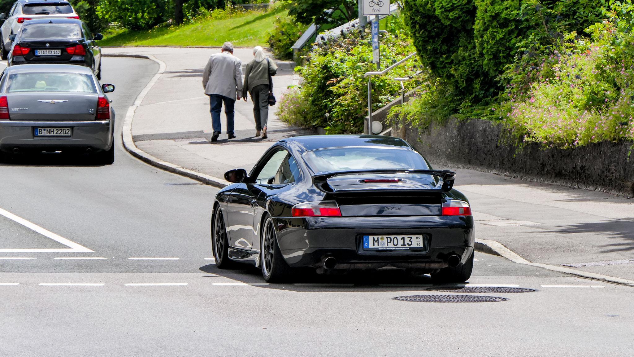 Porsche GT3 996 - M-PO-13