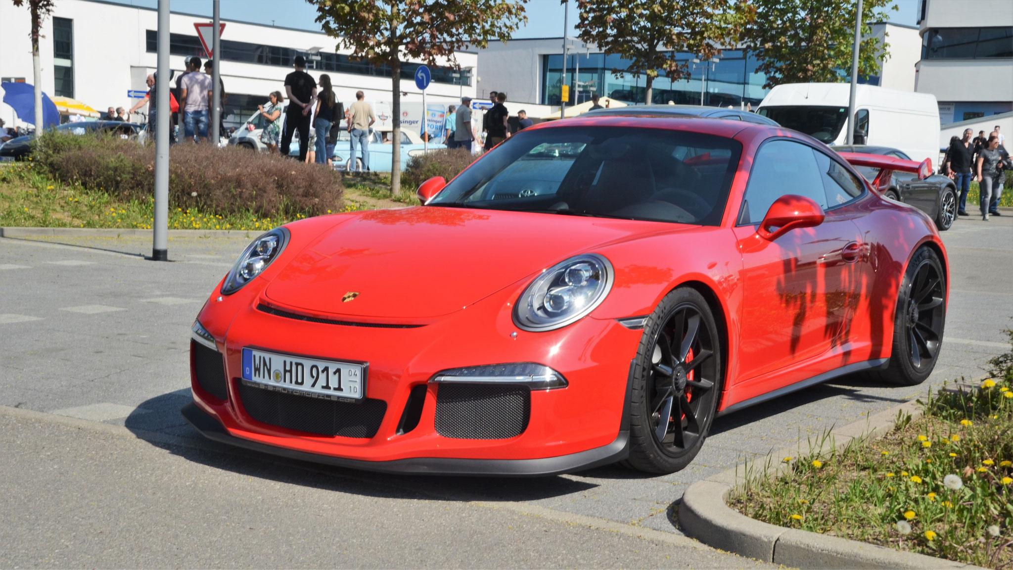 Porsche 991 GT3 -WN-HD-911