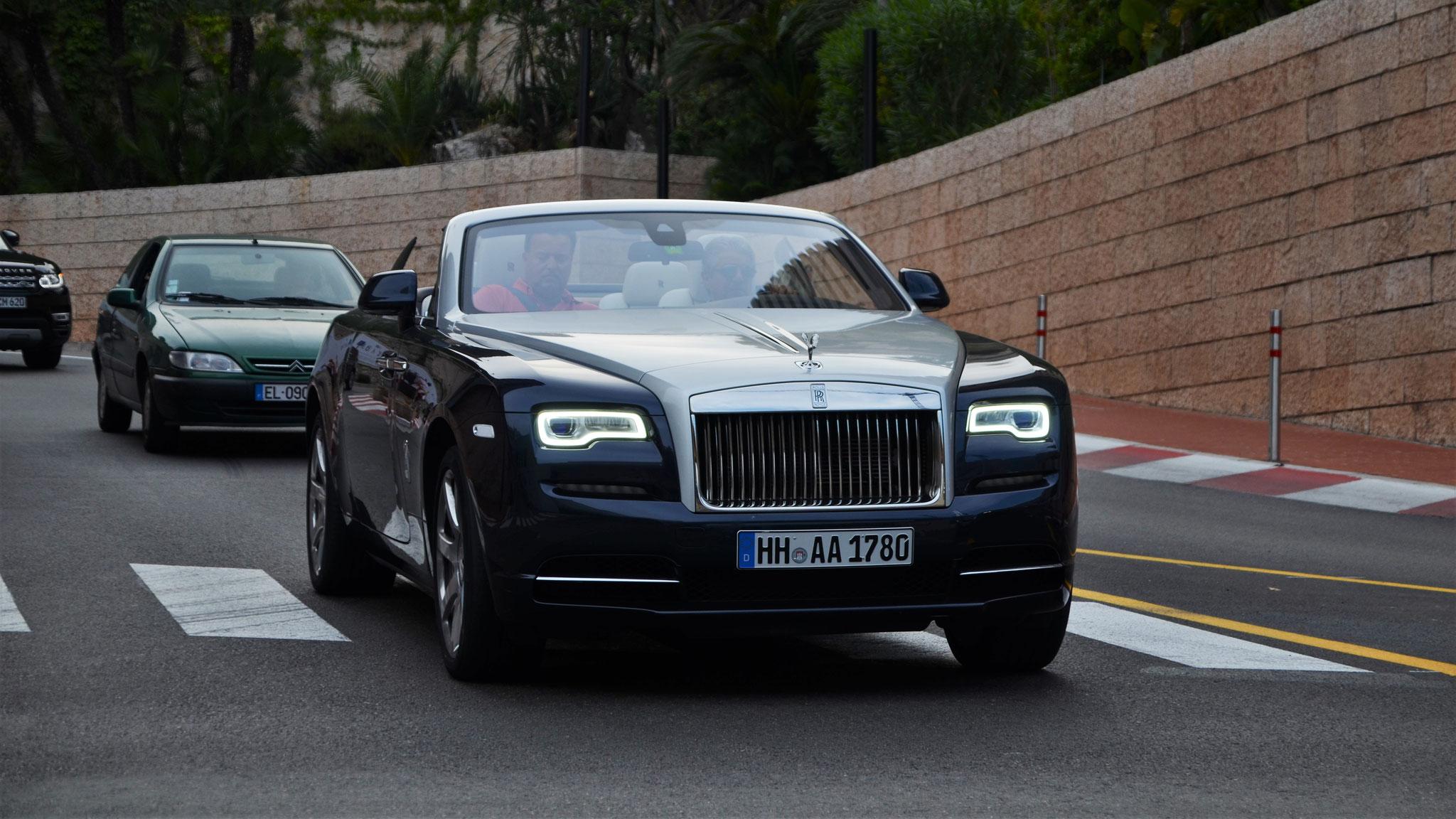 Rolls Royce Dawn - HH-AA-1780