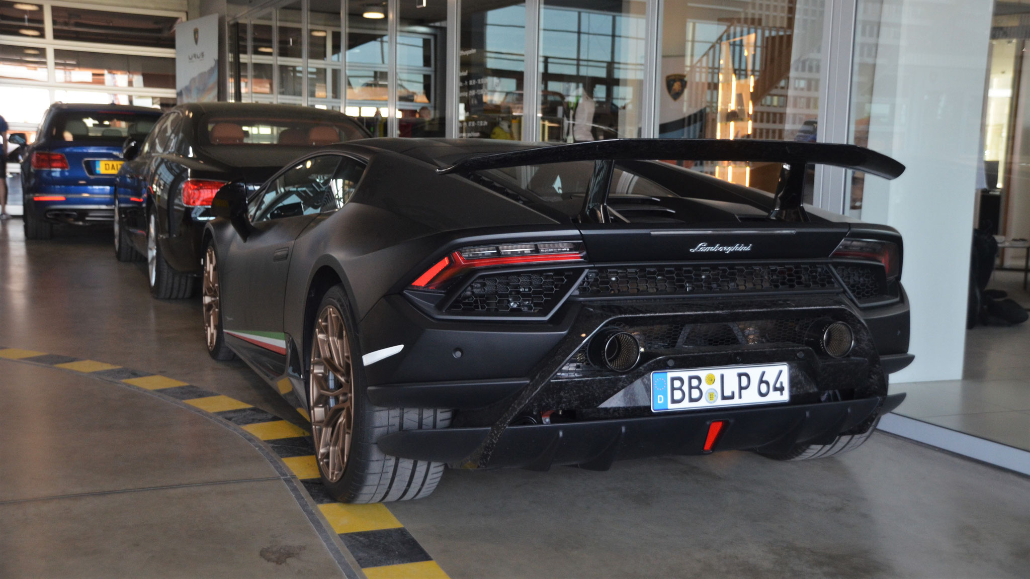 Lamborghini Huracan Performante - BB-LP-640