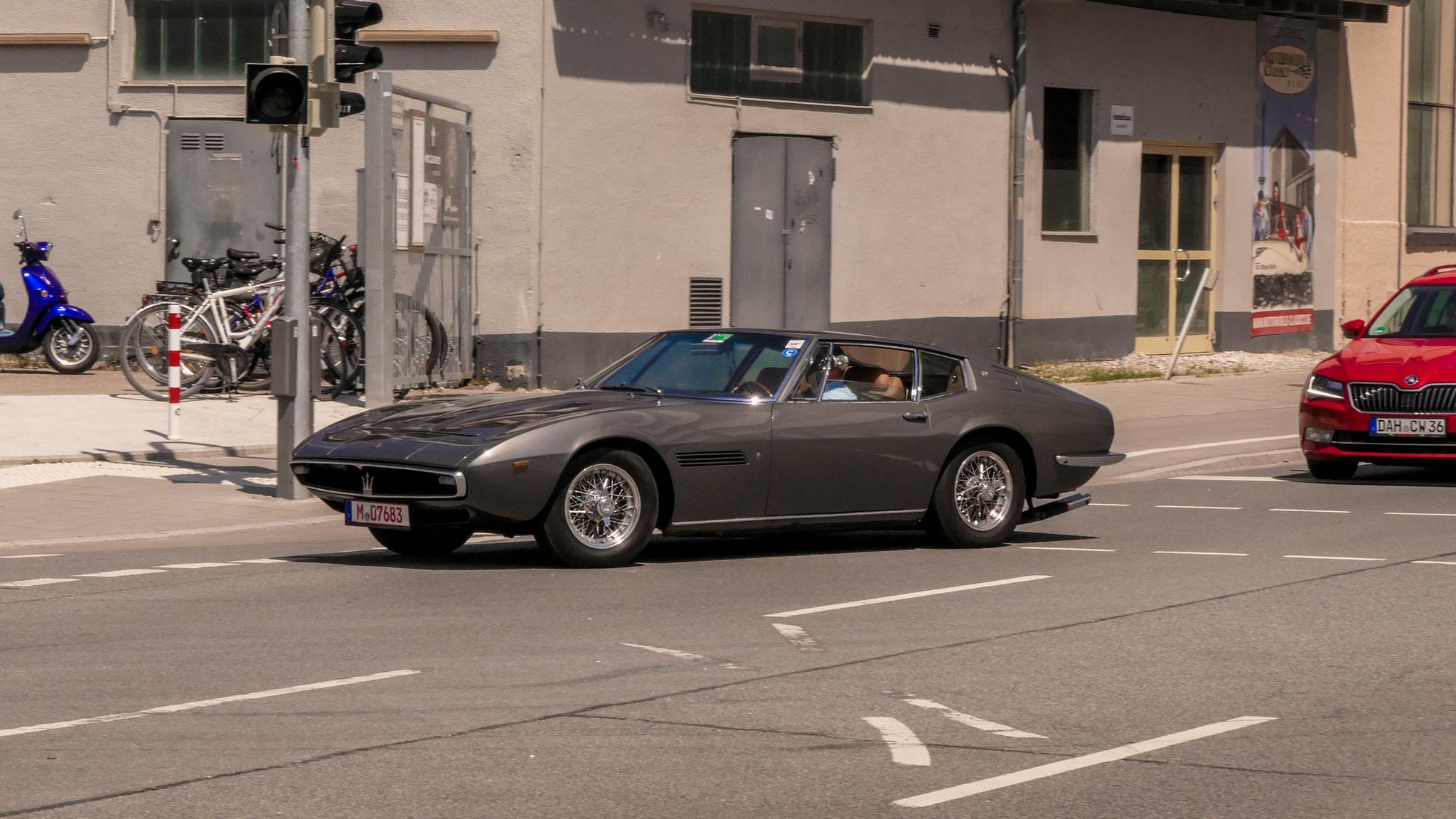 Maserati Ghibli - M-07683