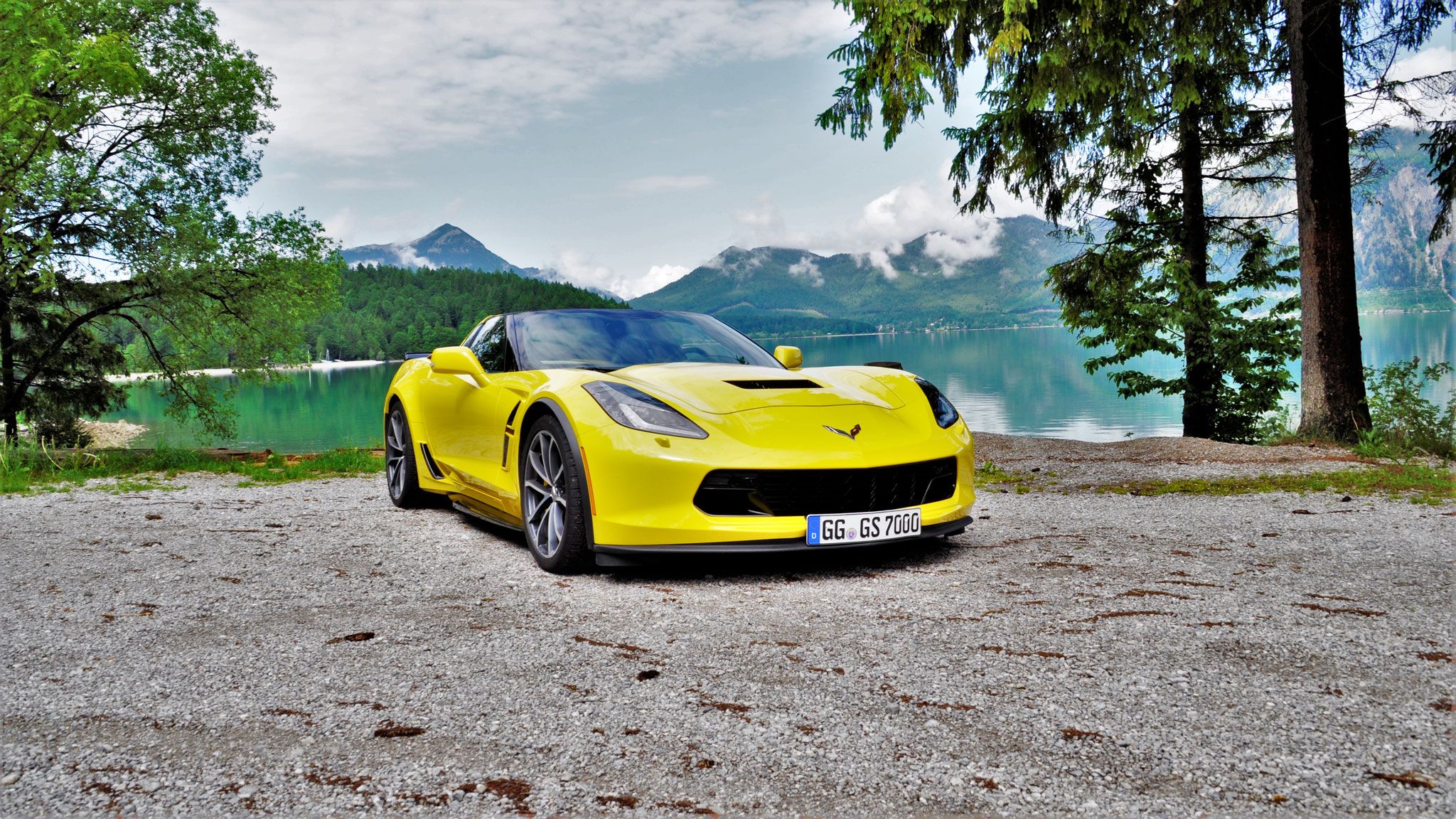 Chevrolet Corvette C7 Grand Sport - GG-GS-7000