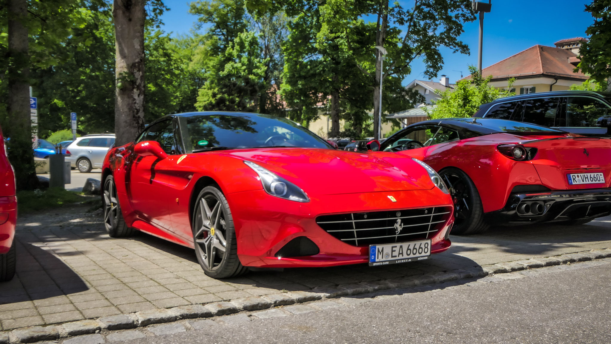 Ferrari California T - M-EA-6668