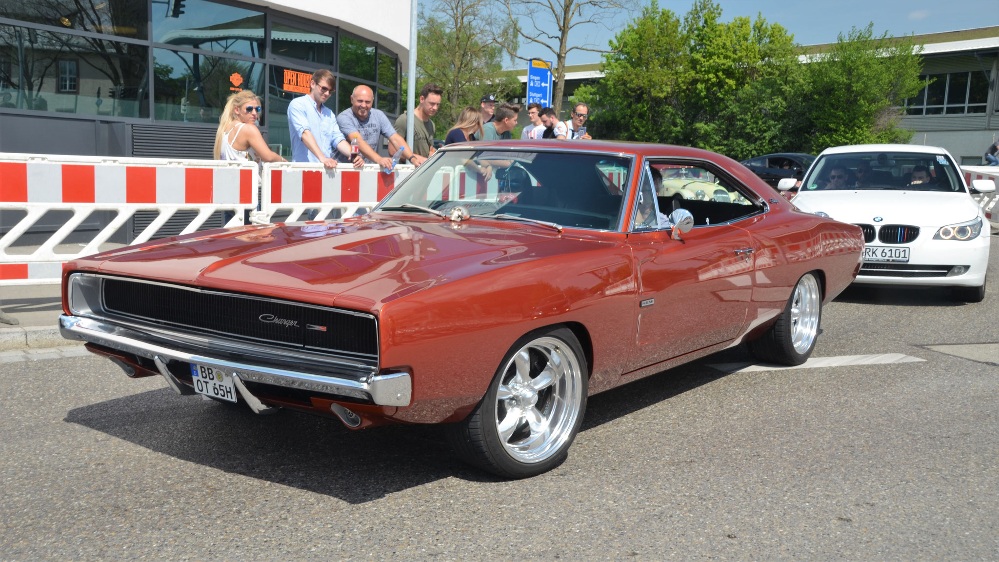 Dodge Charger Hemi - BB-OT-65H