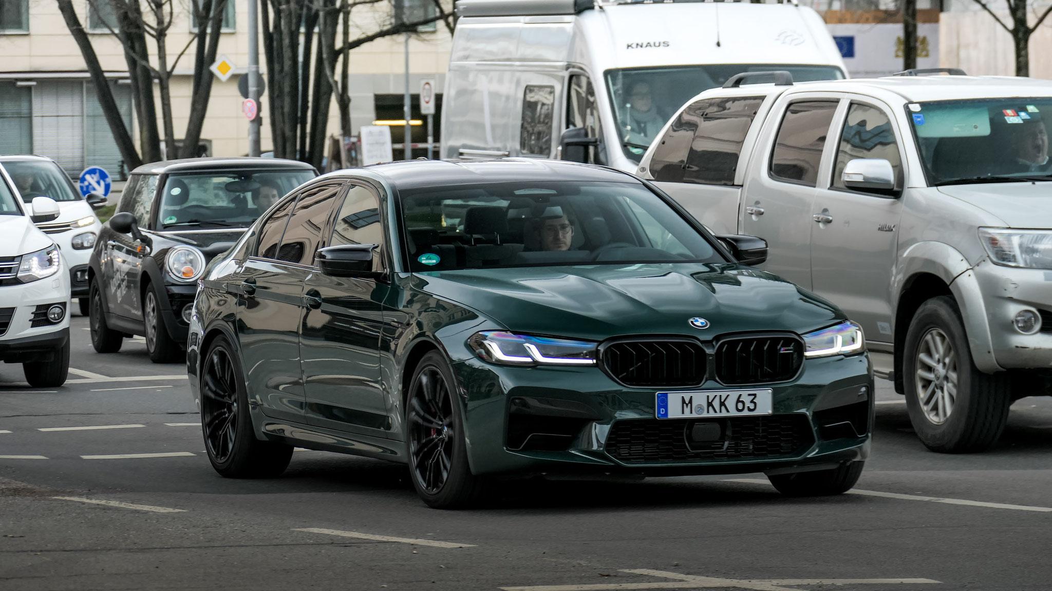 BMW M5 - M-KK-63