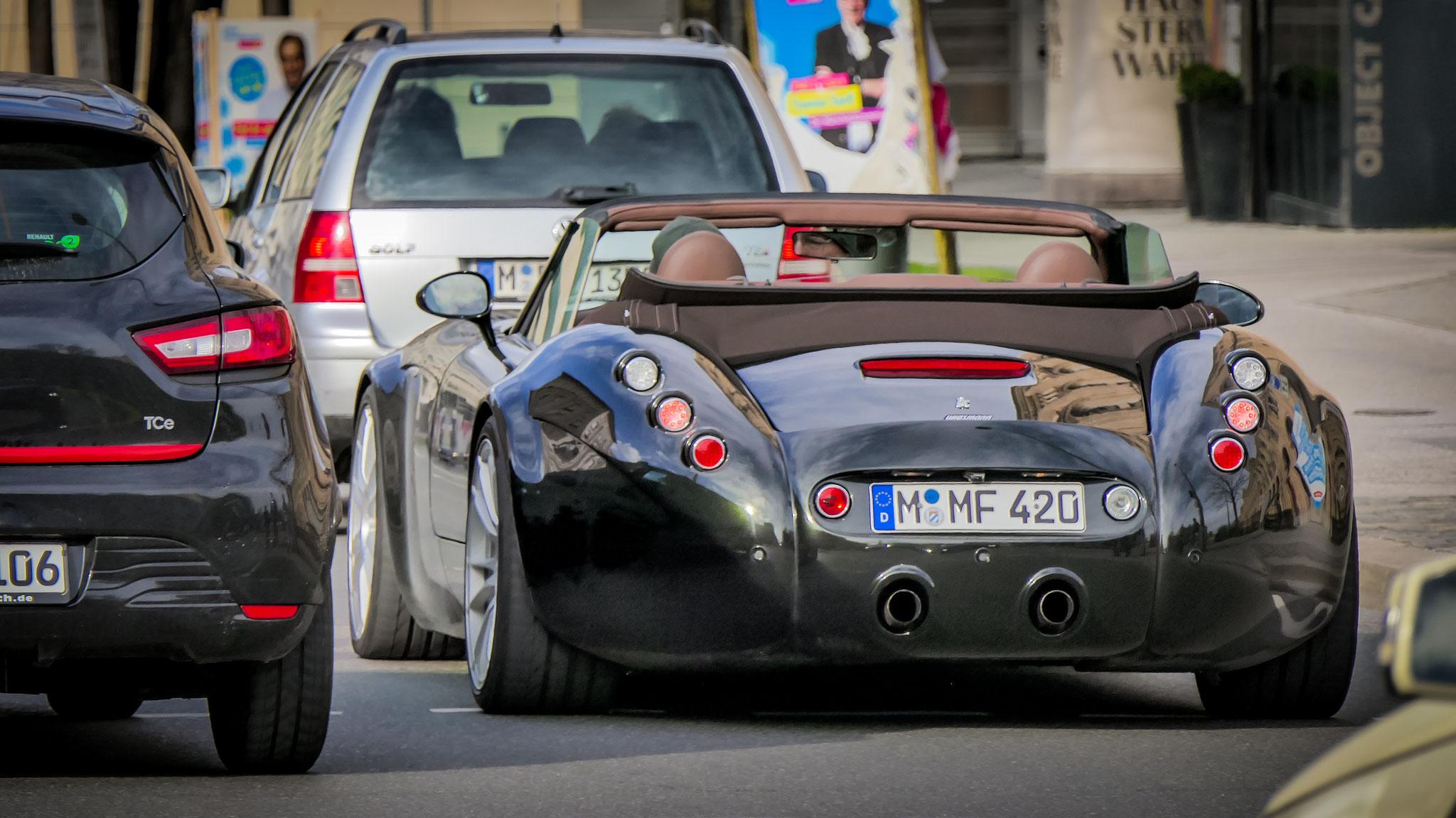 Wiesmann Roadster MF4 - M-MF-420