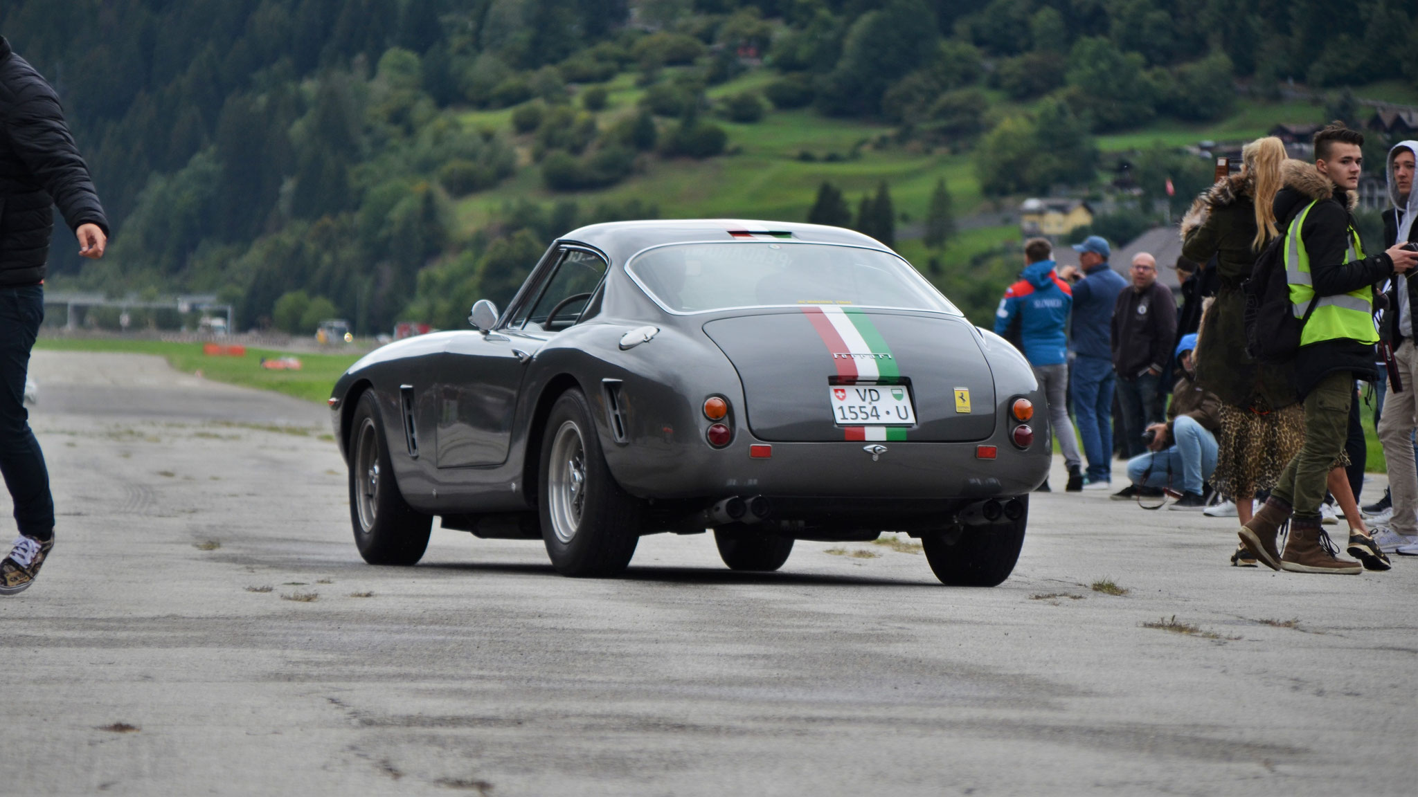 Ferrari 250 GT SWB - VD-1554-U (CH)