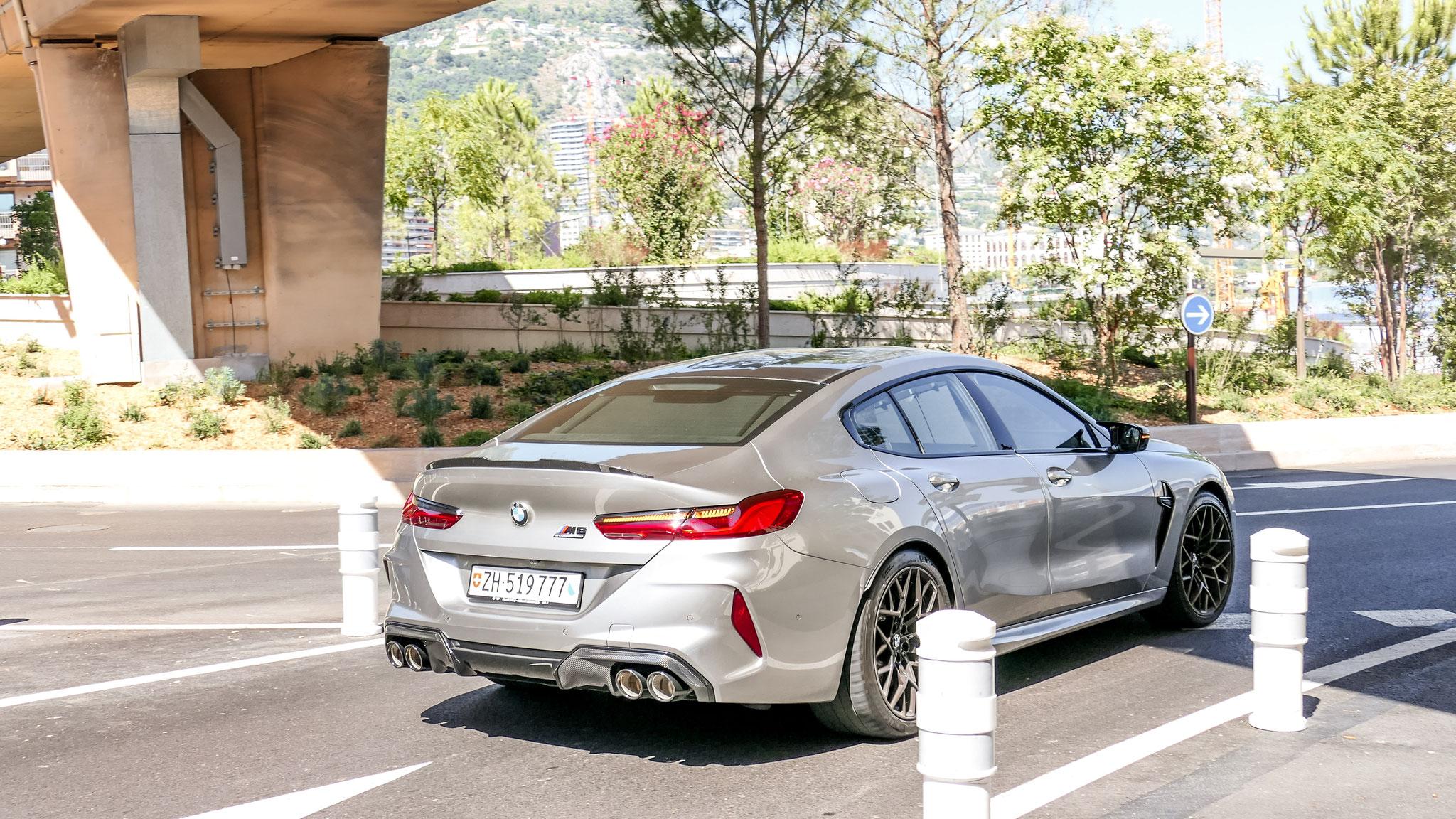 BMW M8 Competition Gran Coupé - ZH-519777 (CH)