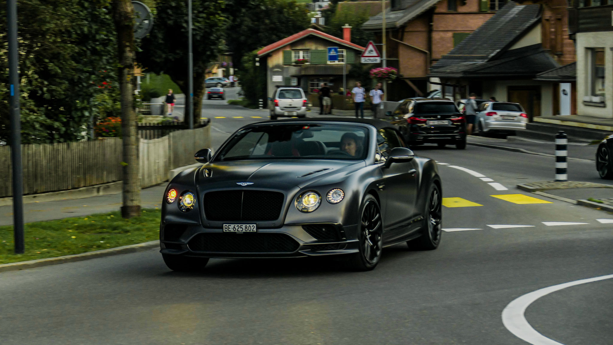 Bentley Continental GTC  Supersports - BE-625802 (CH)
