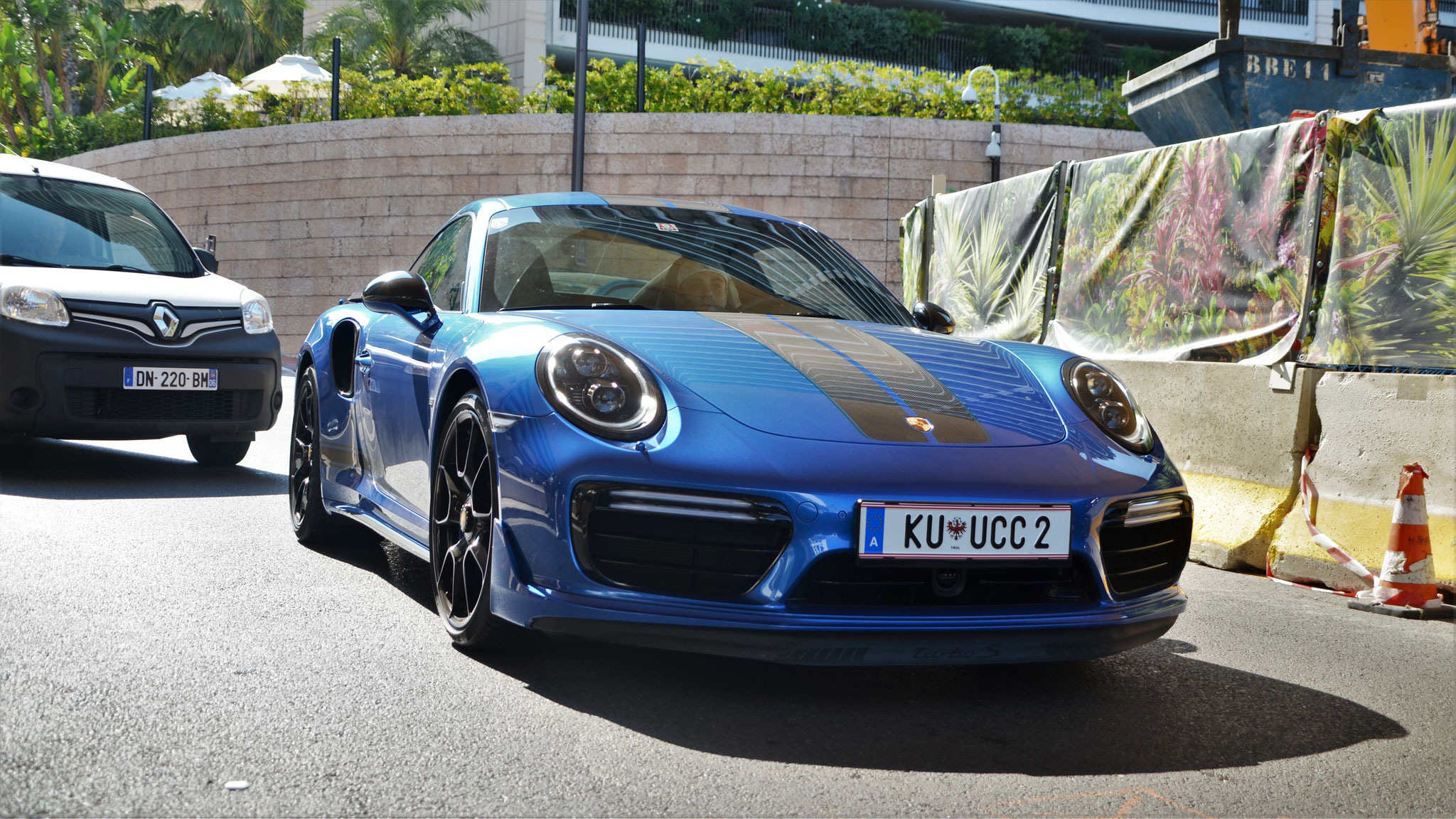 Porsche 911 Turbo S Excluive Series - KU-UCC-2 (AUT)