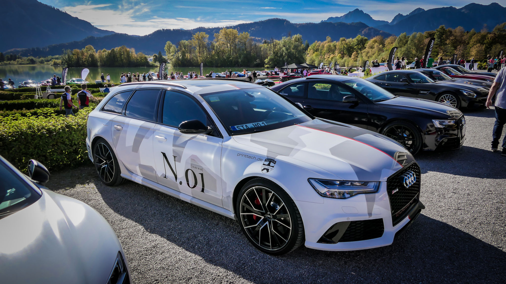 Audi RS6 - STA-HO-1