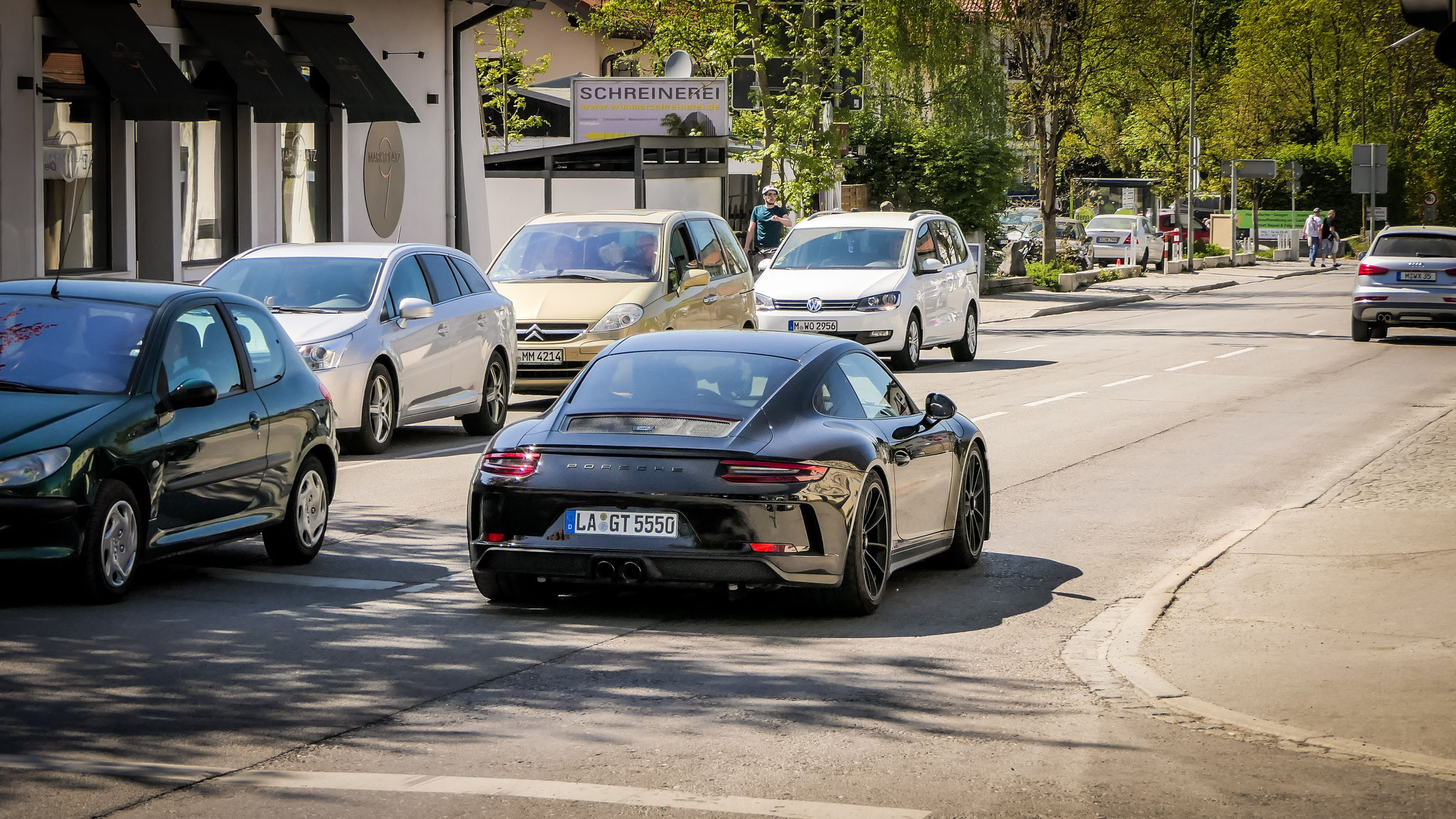 Porsche 991 GT3 Touring Package - LA-GT-5550