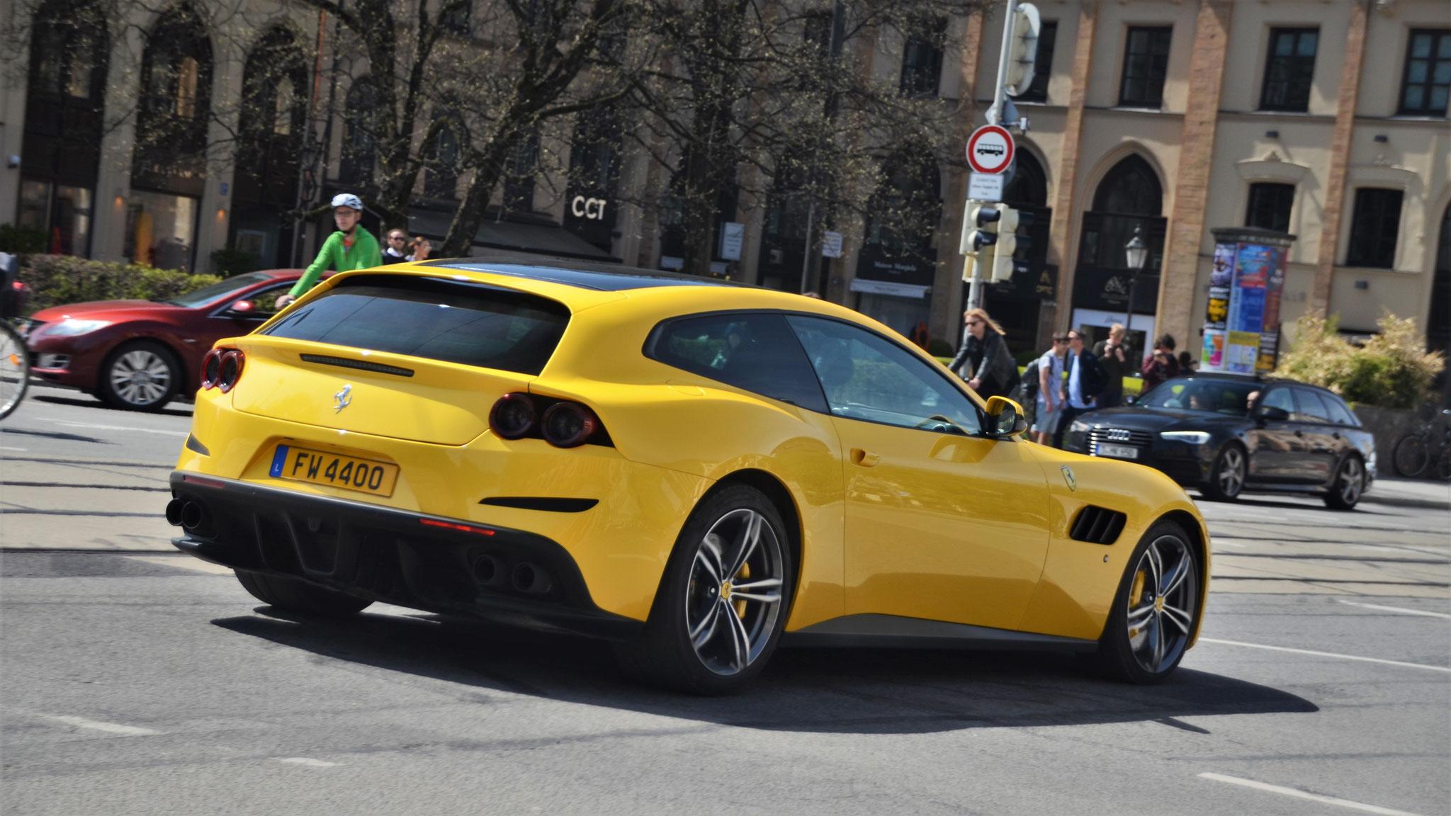 Ferrari GTC4 Lusso - FW-4400 (LUX)