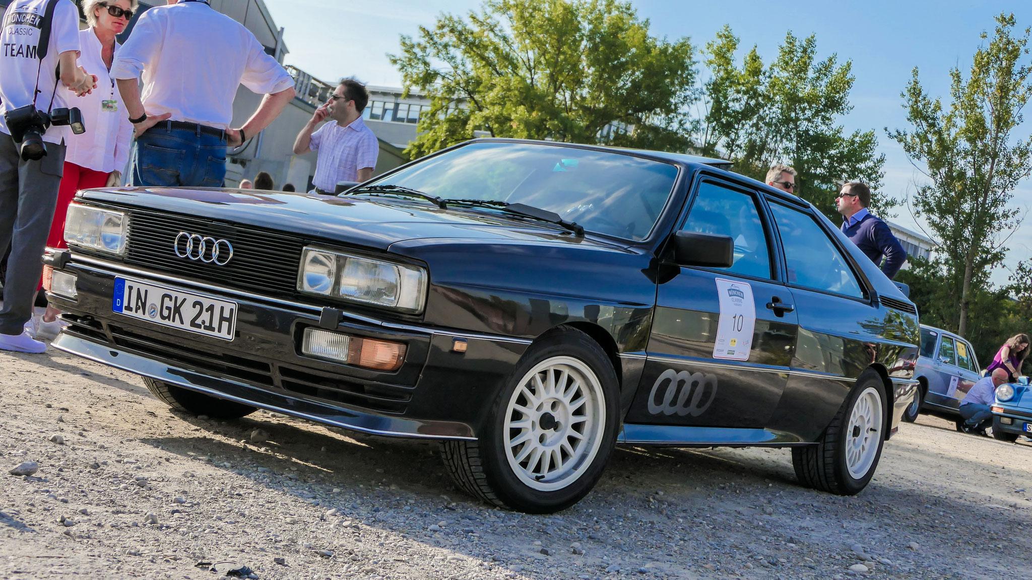 Audi quattro - IN-GK-21H