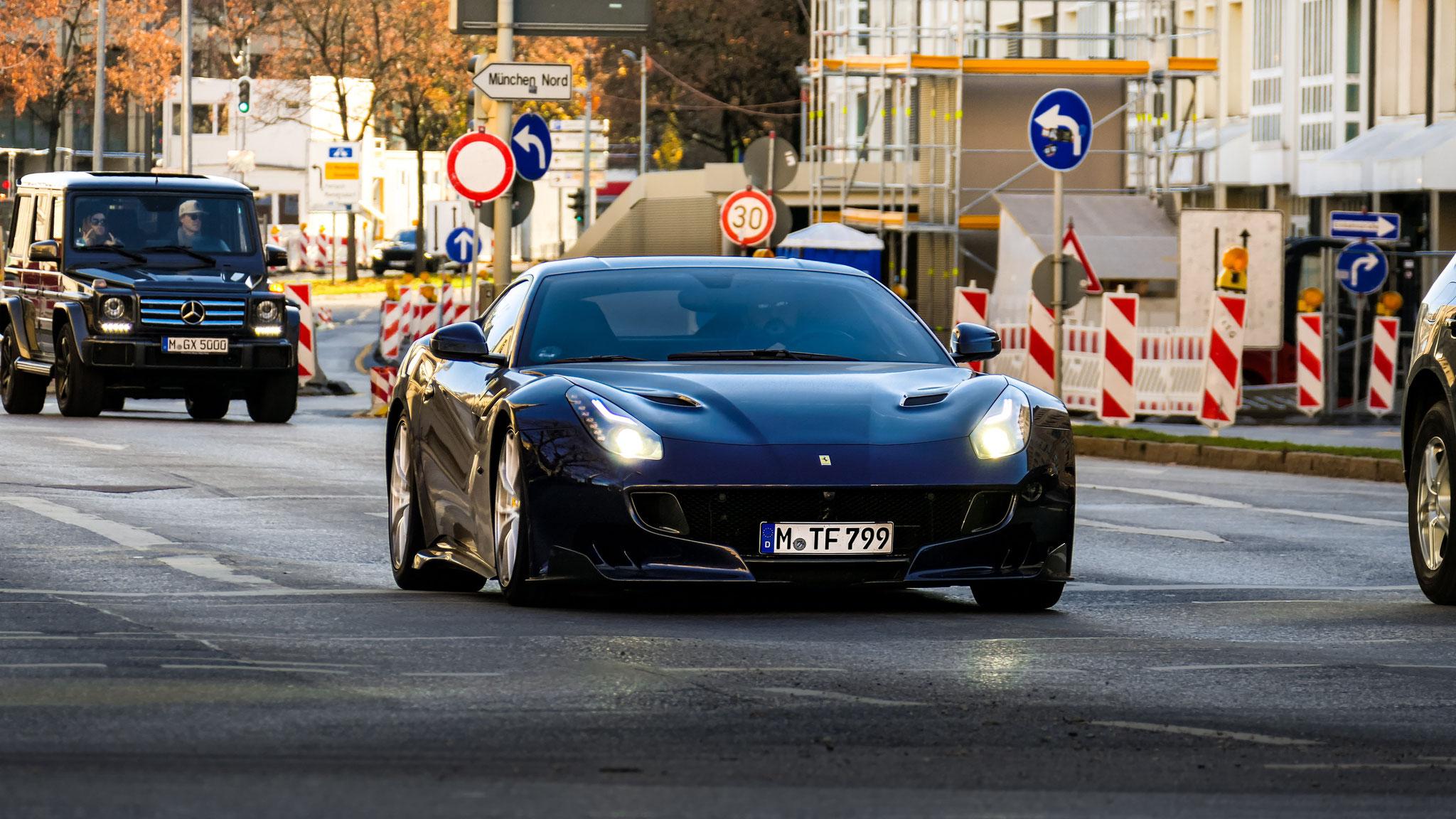 Ferrari F12 TDF - M-TF-799