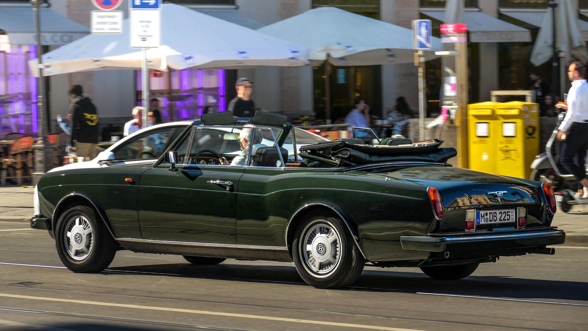Bentley Corniche - M-DB-225