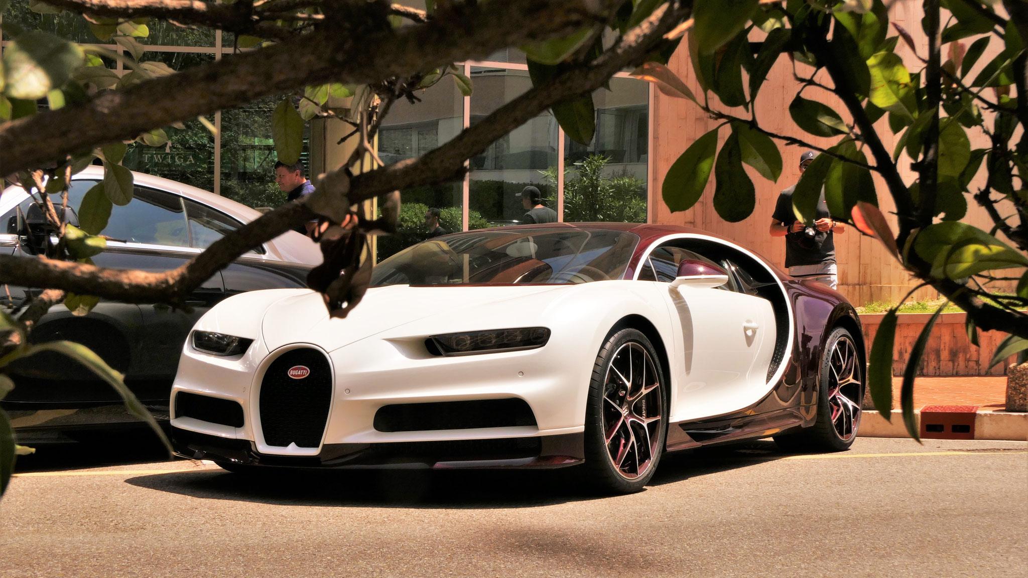 Bugatti Chiron Sport - N-LE-888