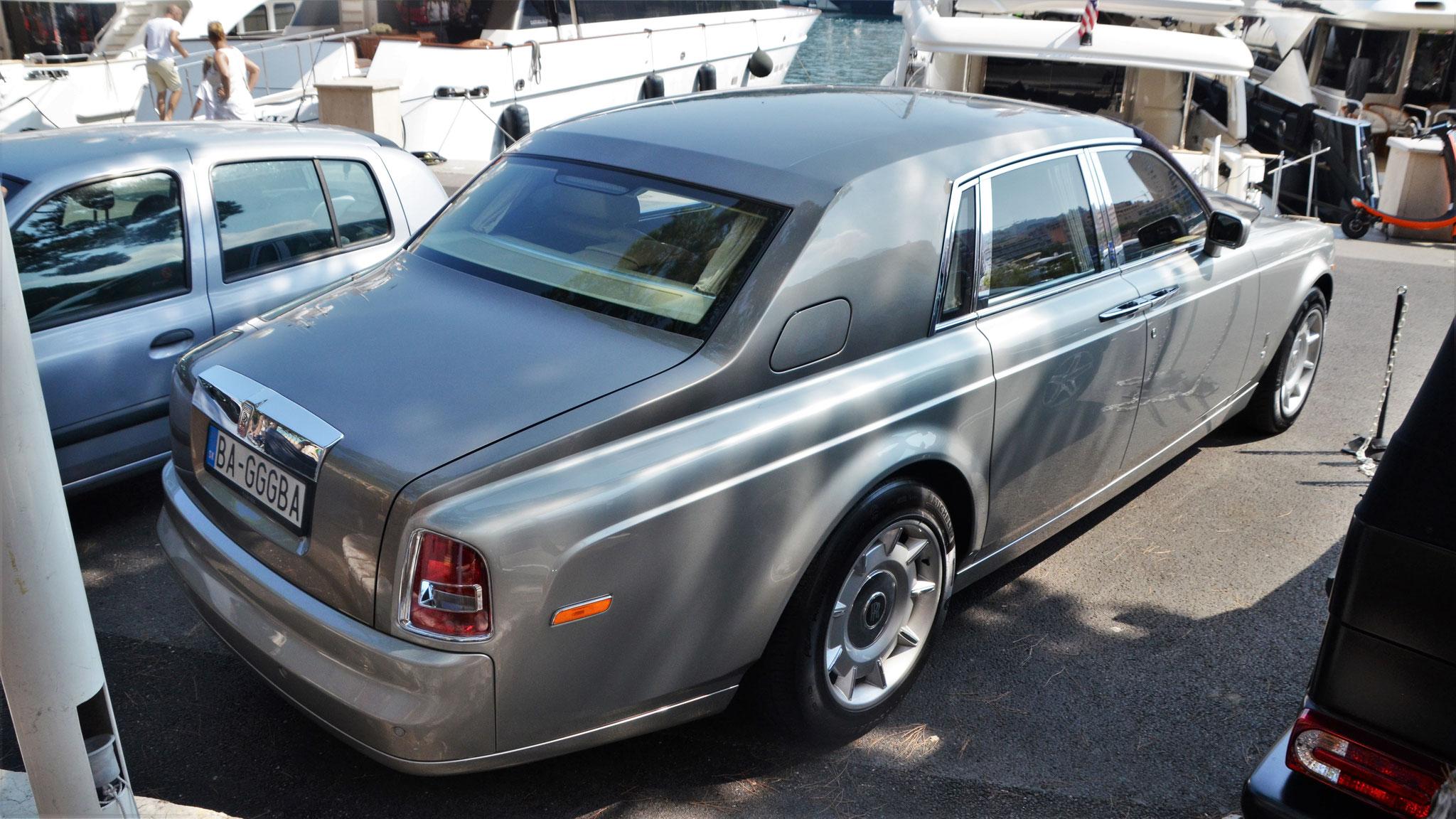 Rolls Royce Phantom - BA-GGGBA (SK)