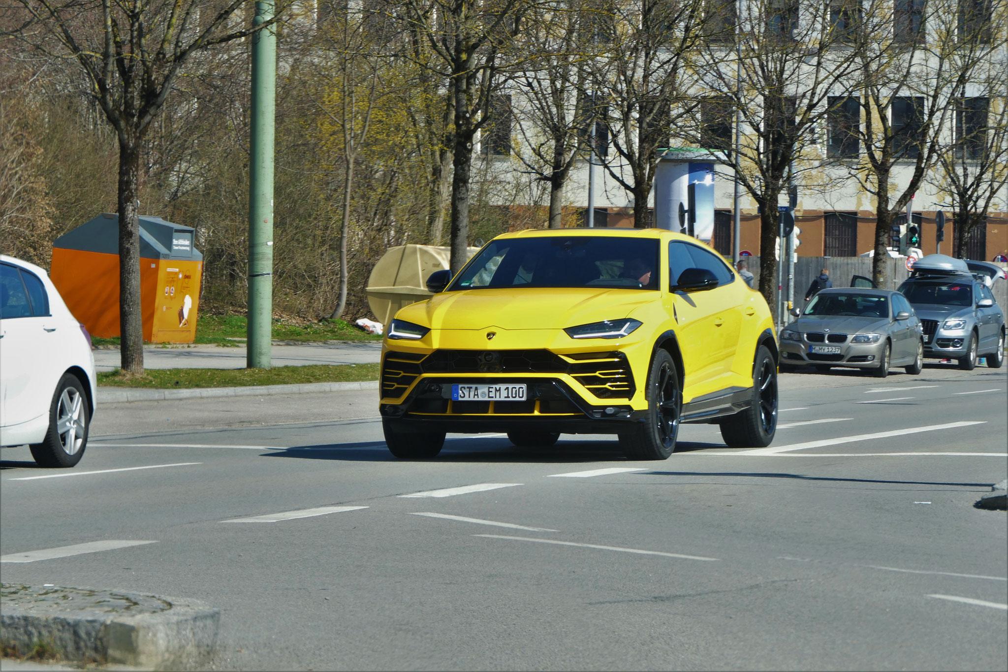 Lamborghini Urus - STA-EM-100