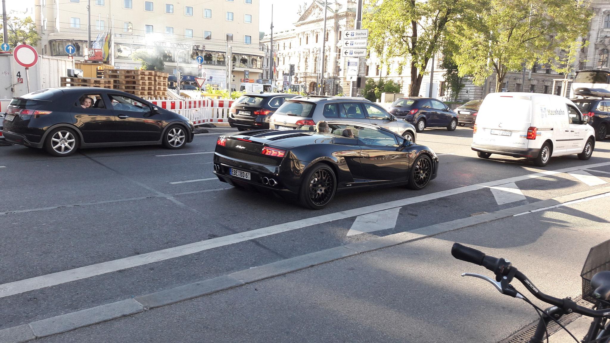 Lamborghini Gallardo LP 550 Spyder - EBE-BD-6
