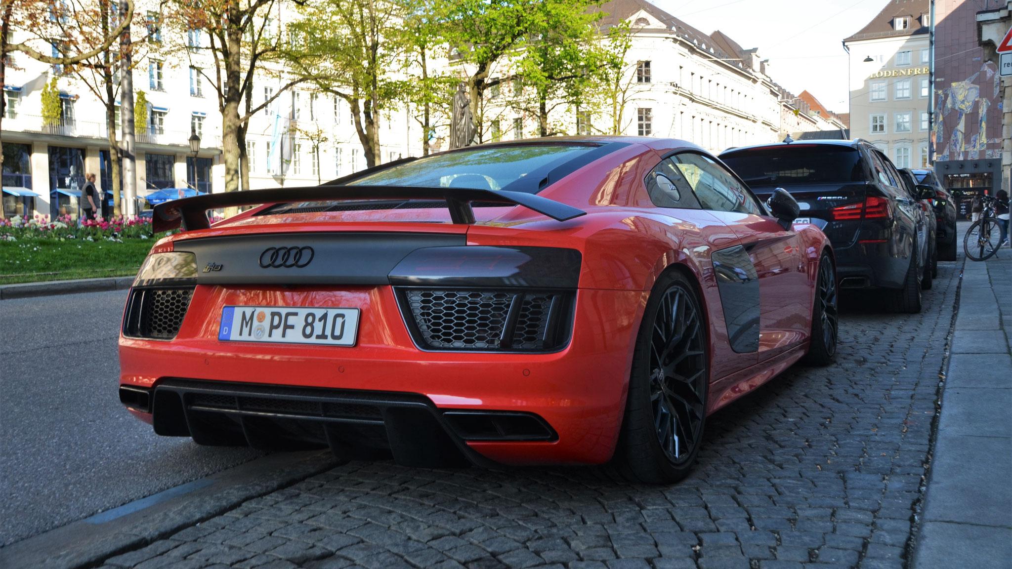 Audi R8 V10 - M-PF-810