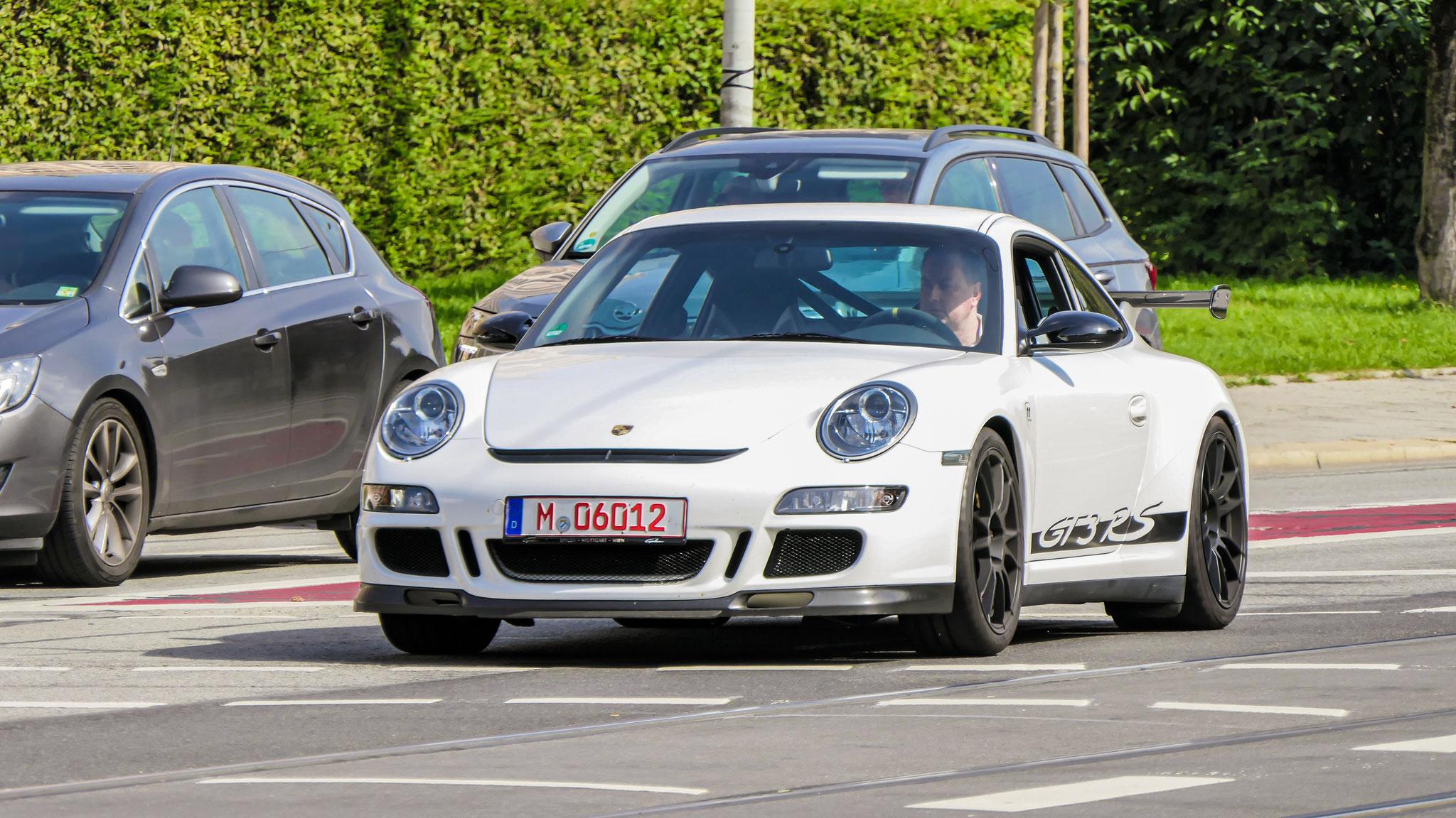 Porsche 911 GT3 RS - M-06012