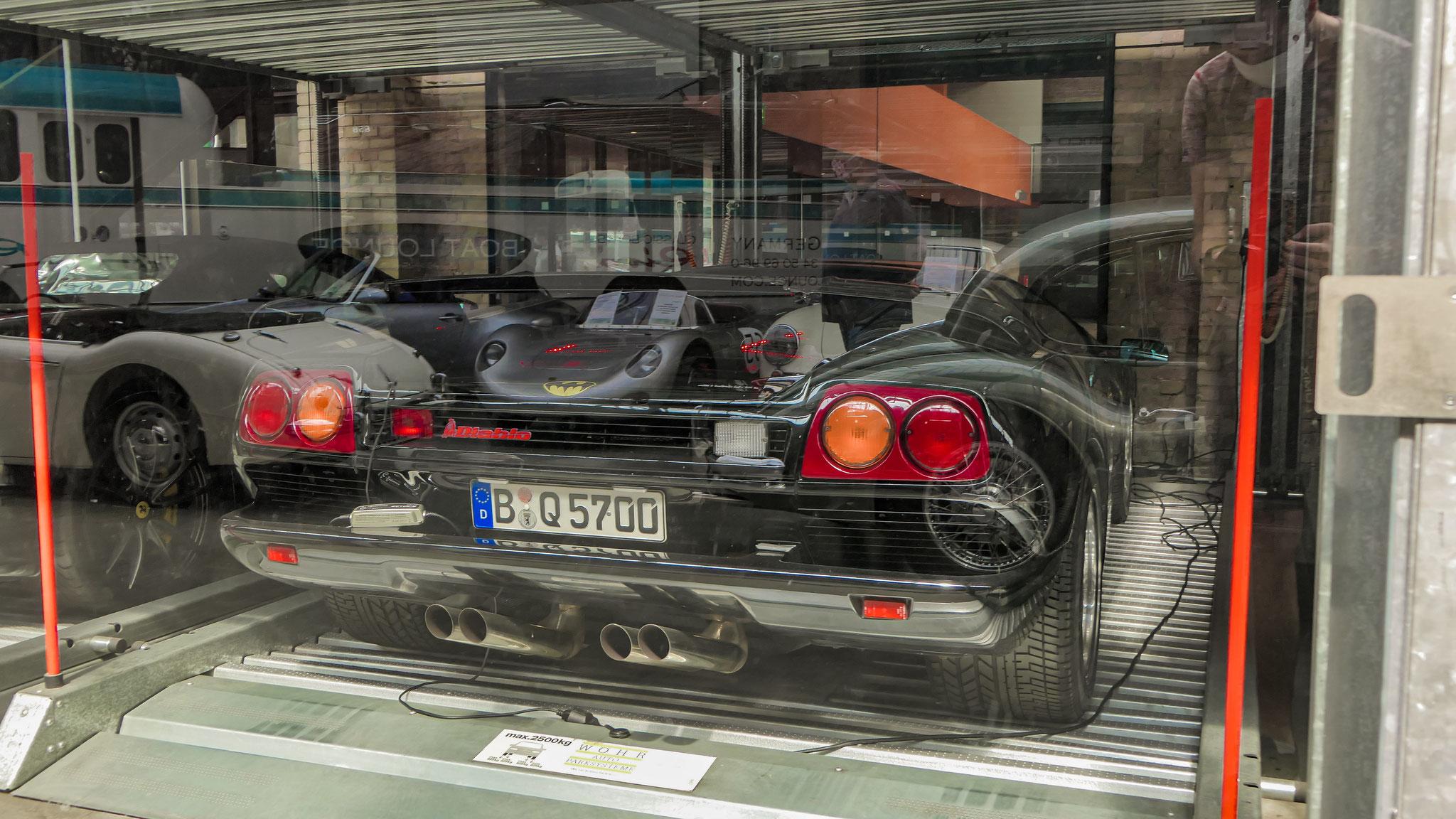 Lamborghini Diablo - B-Q-5700