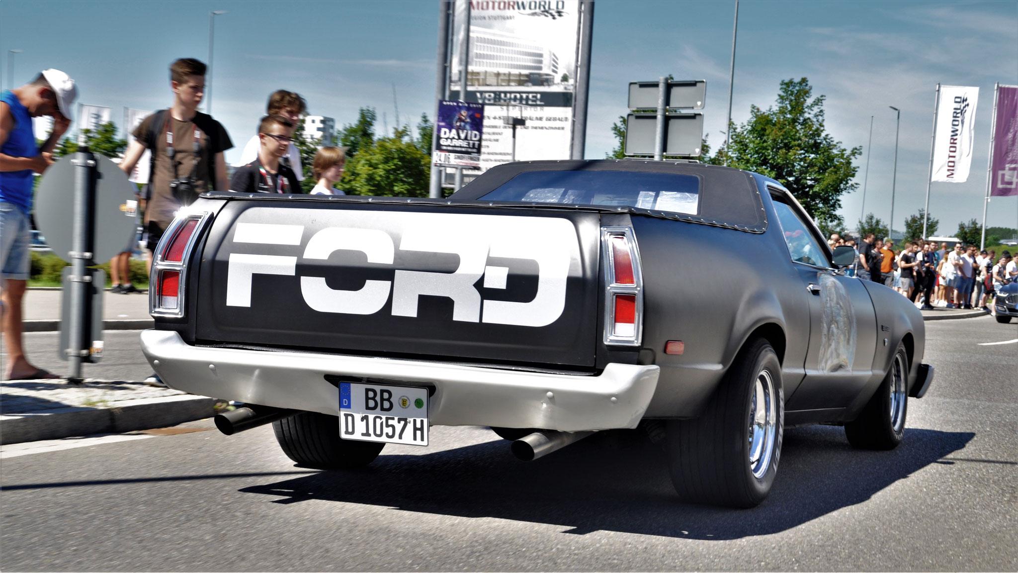 Ford Ranchero - BB-D-1057H