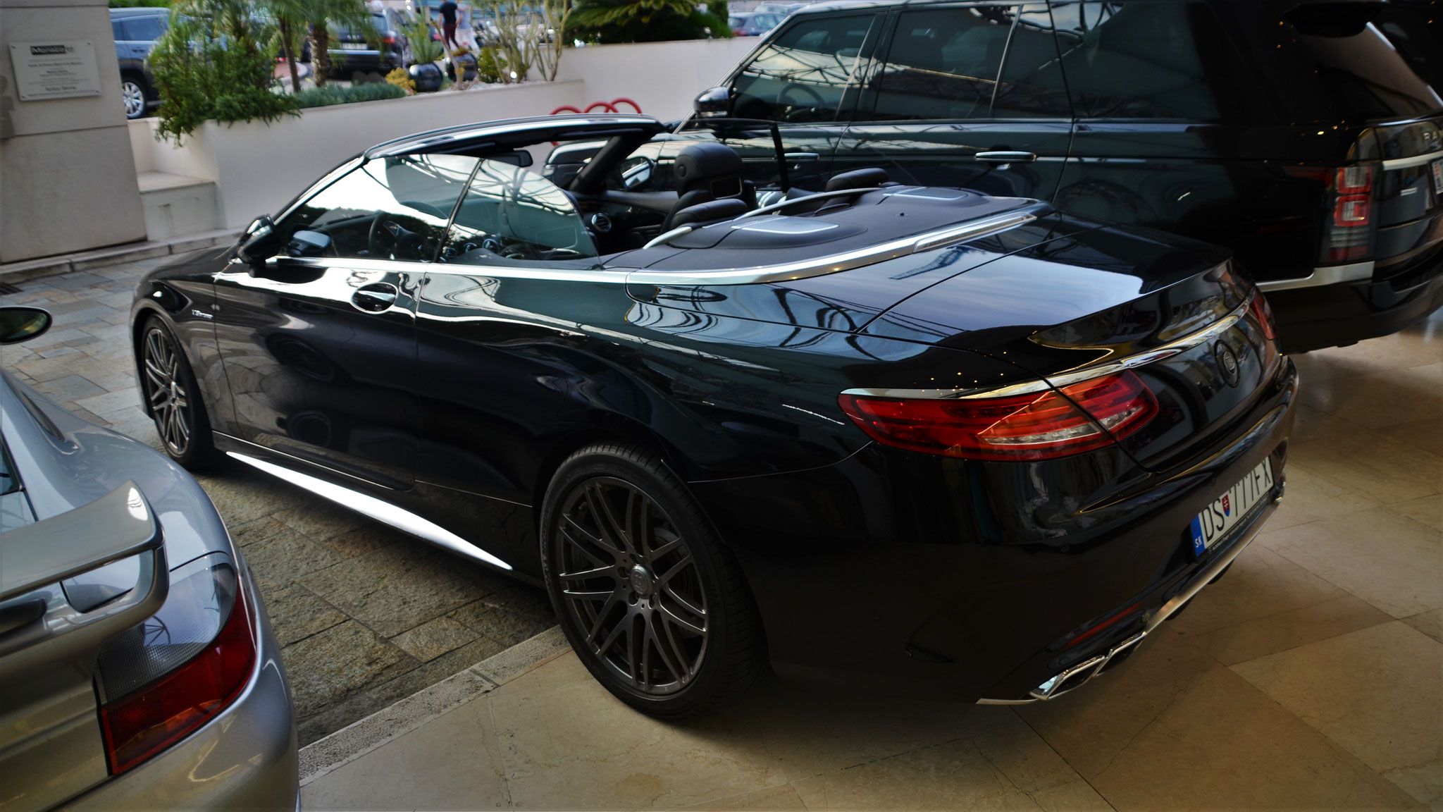 Brabus S63 Cabriolet - DS-777FX (SK)