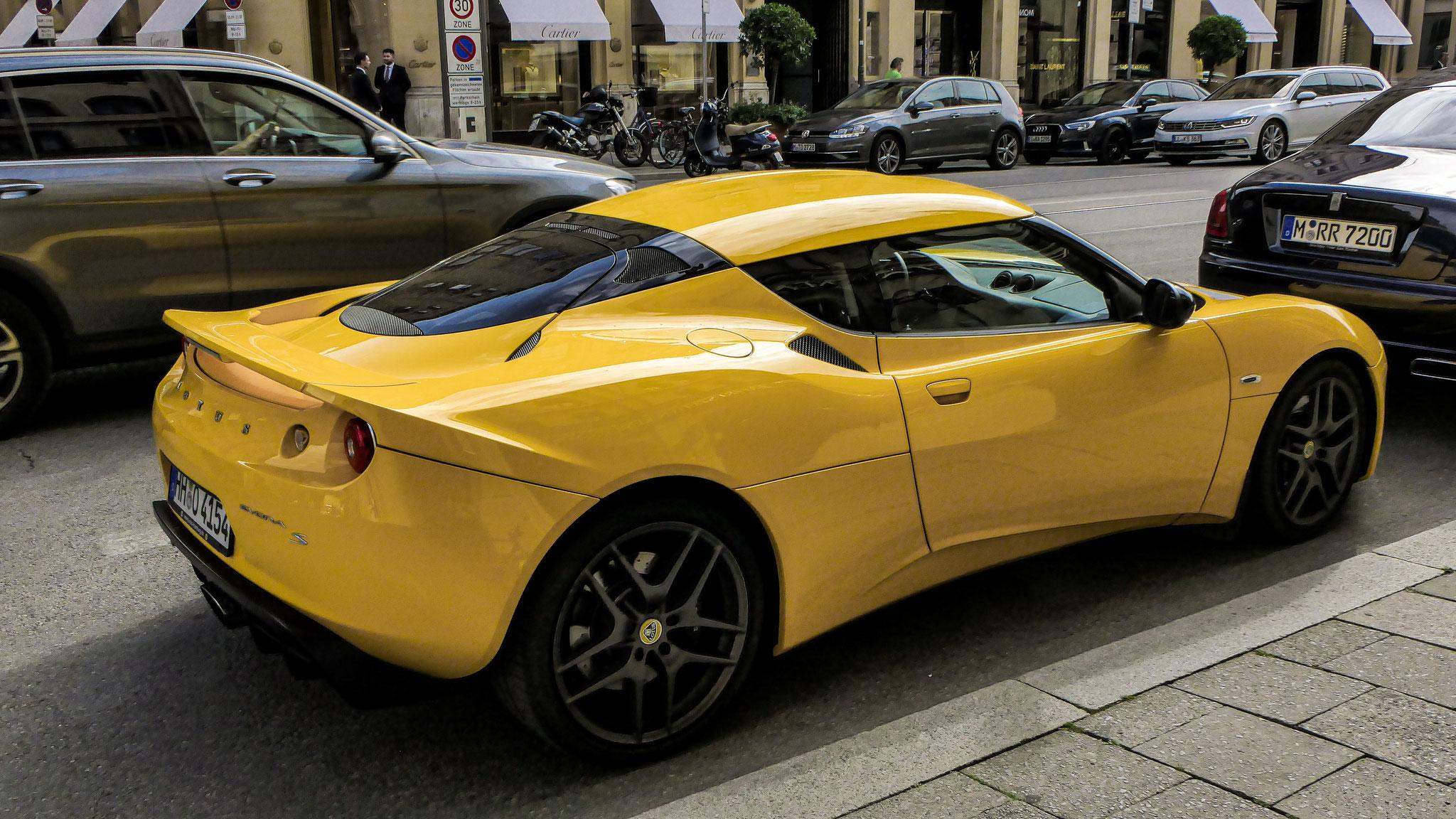Lotus Evora S - HH-O-4154