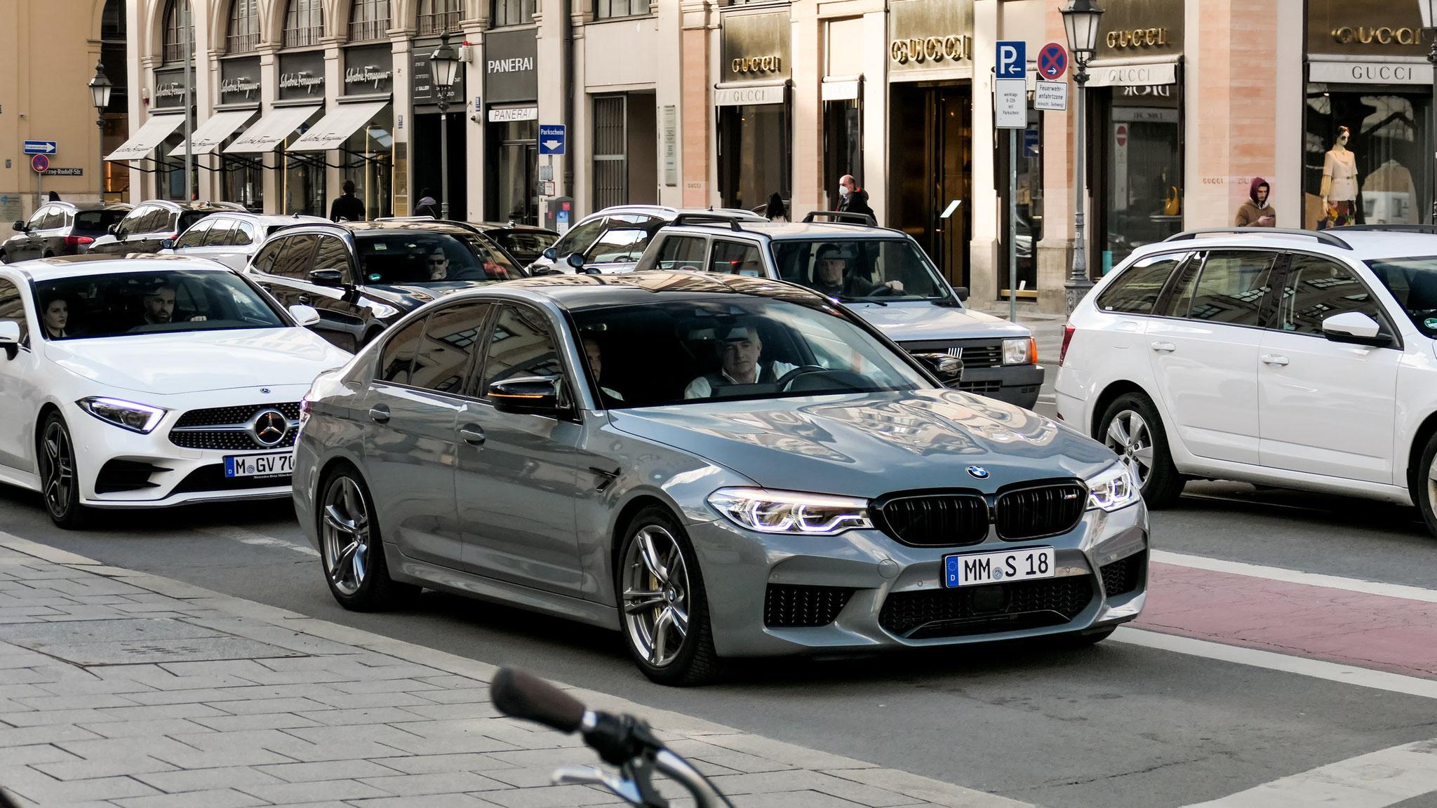 BMW M5 - MM-S-18