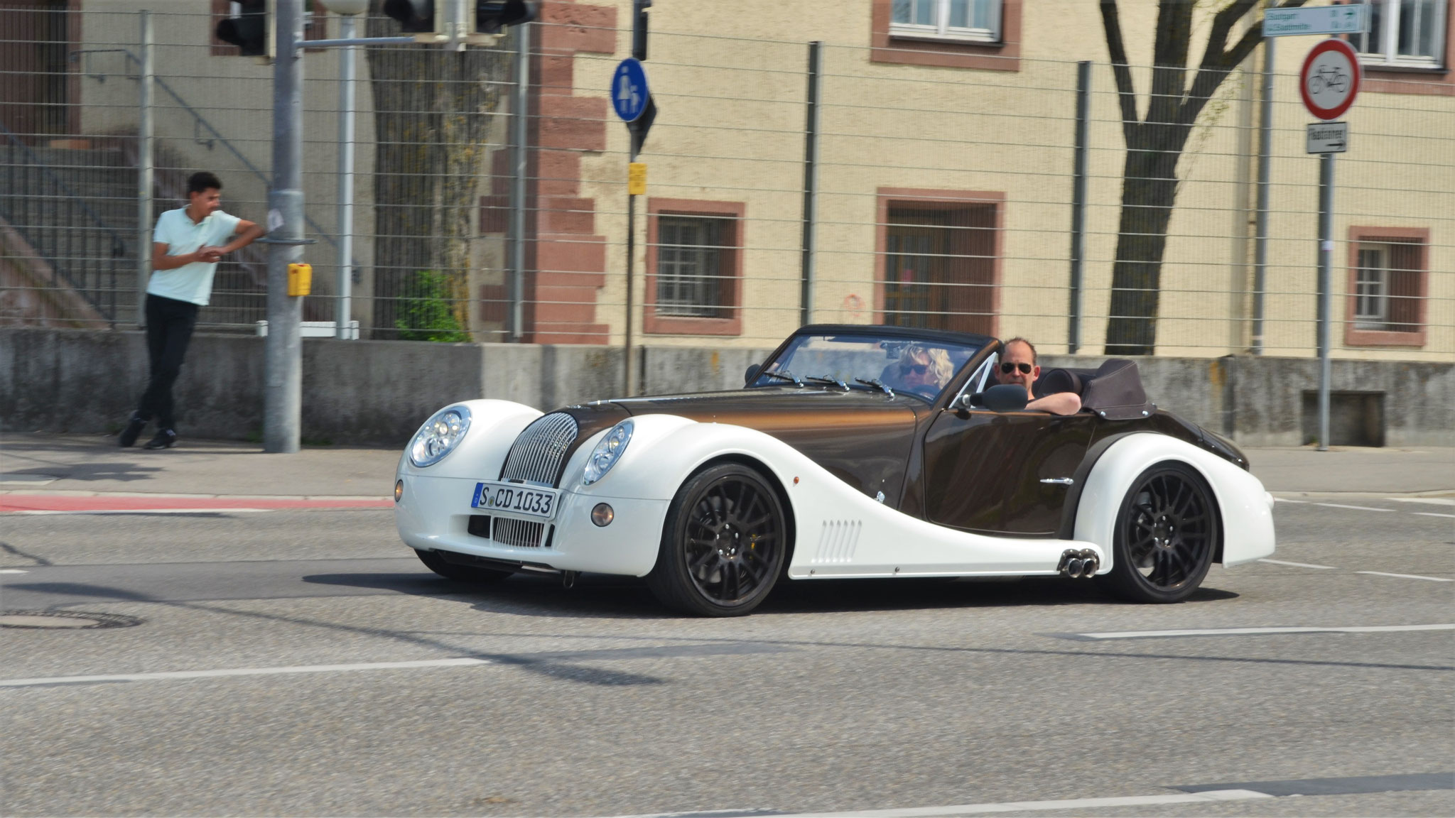 Morgan Aero Roadster - S-CD-1033