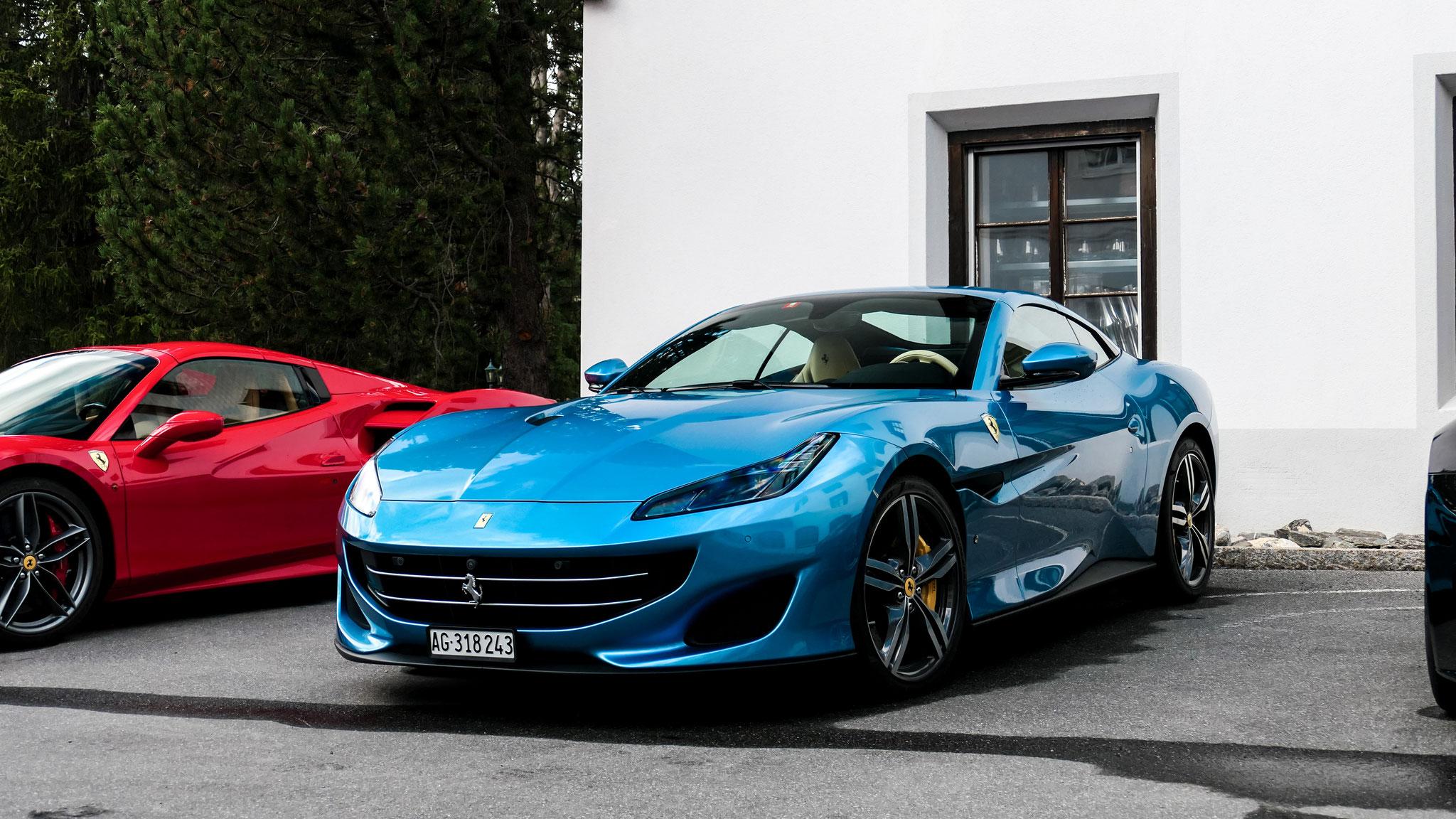 Ferrari Portofino - AG-318243