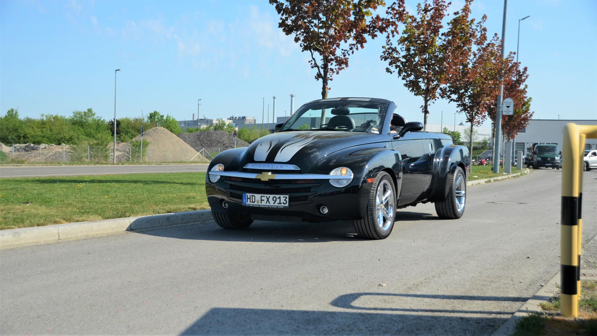 Chevrolet SSR - HD-FX-913