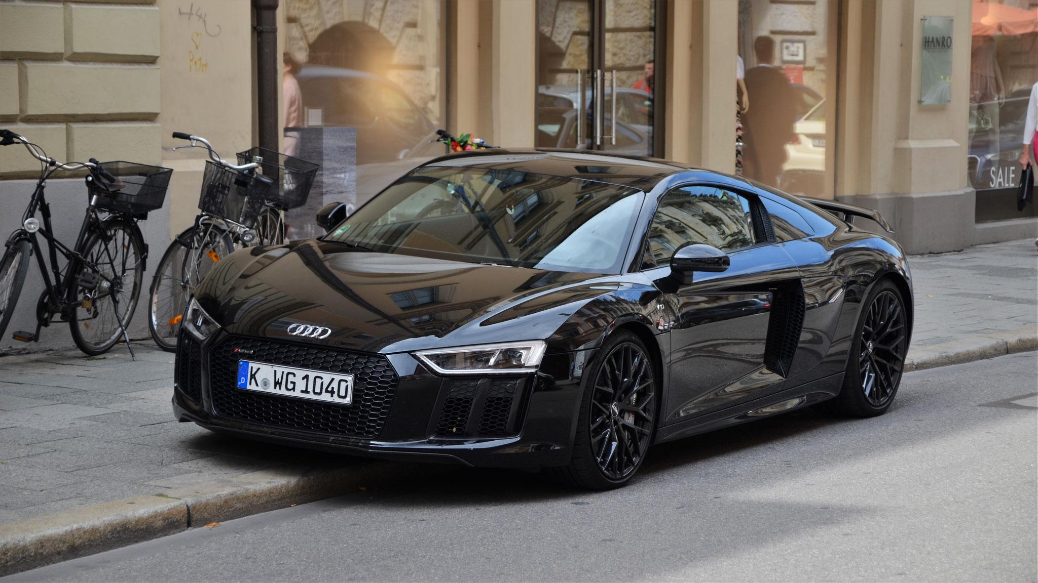 Audi R8 V10 - K-WG-1040