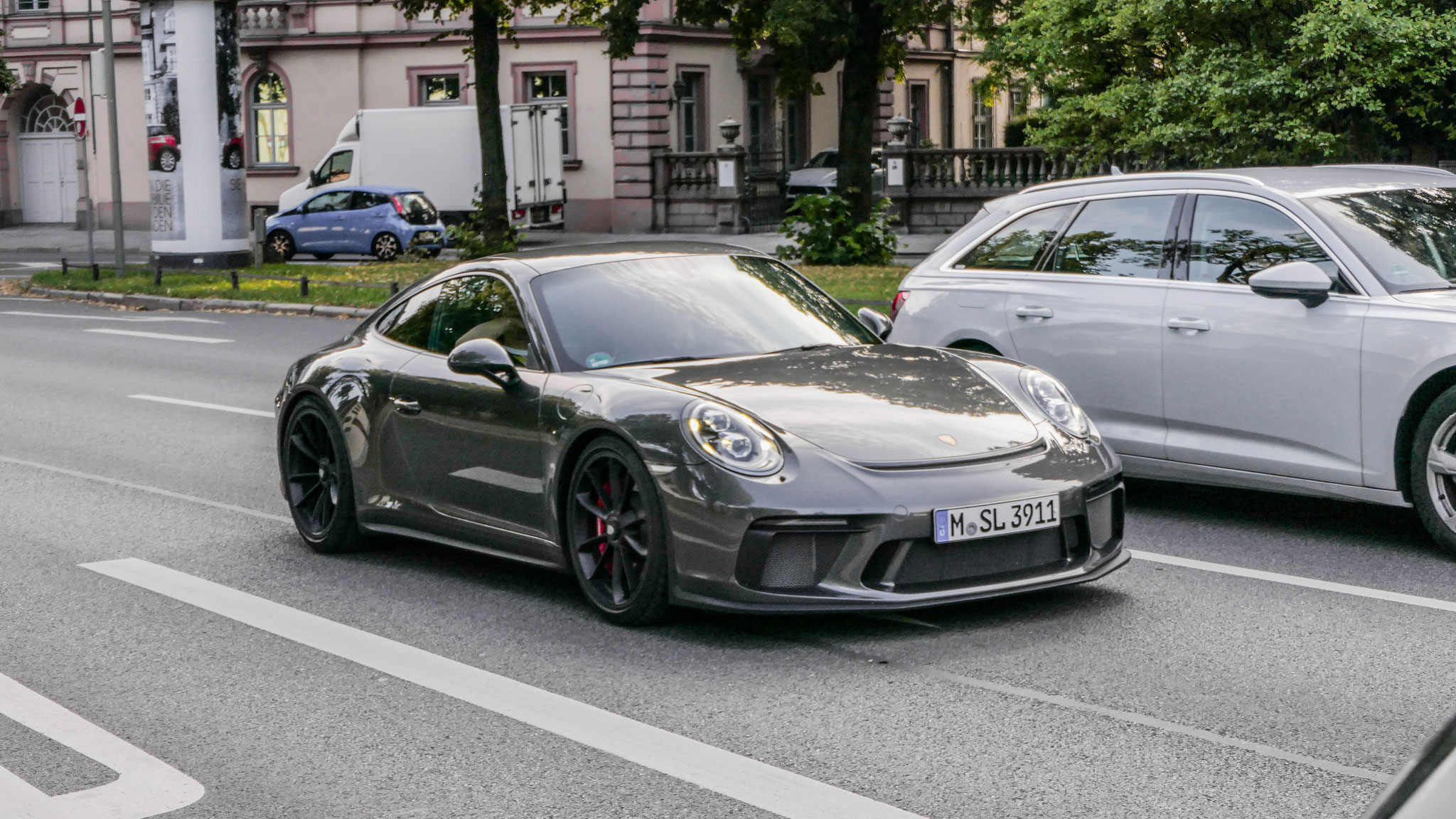 Porsche 991 GT3 Touring Package - M-SL-3911