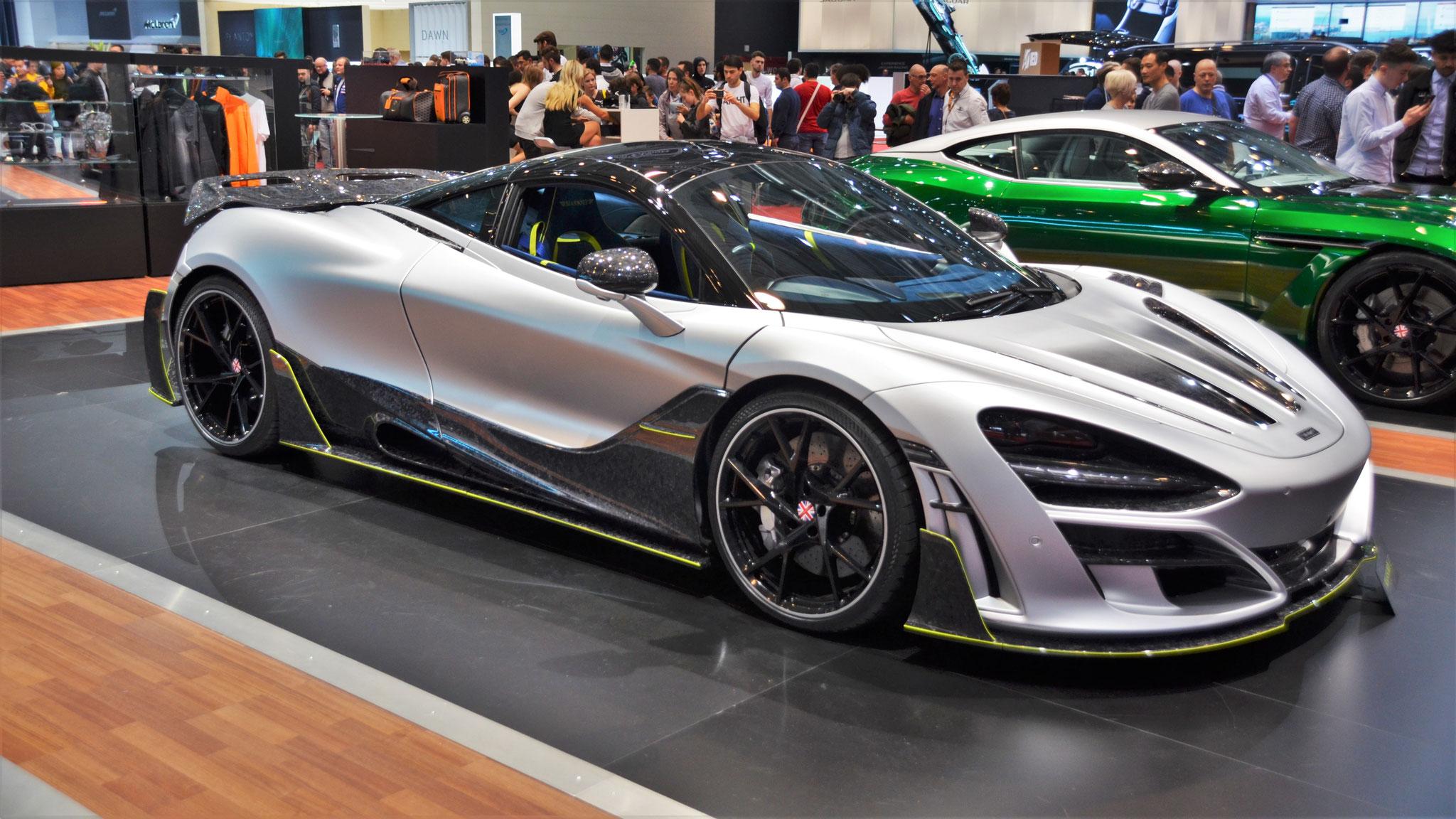 Masory McLaren 720S