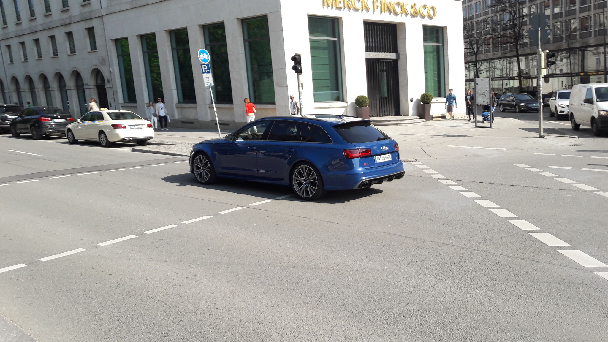 Audi RS6 Performance Nogaro Edition - IN-AO-9104