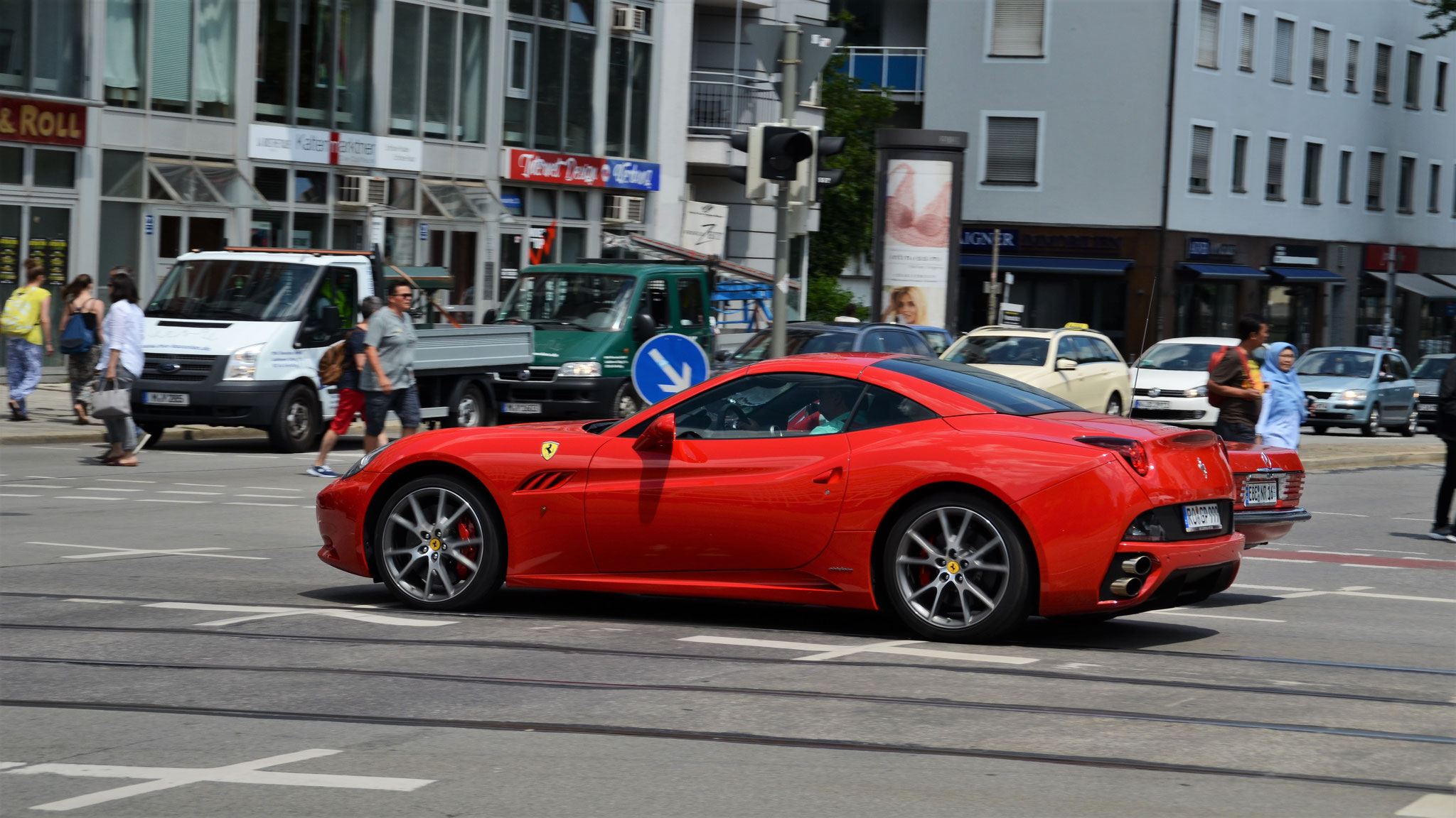Ferrari California - RO-GP-999