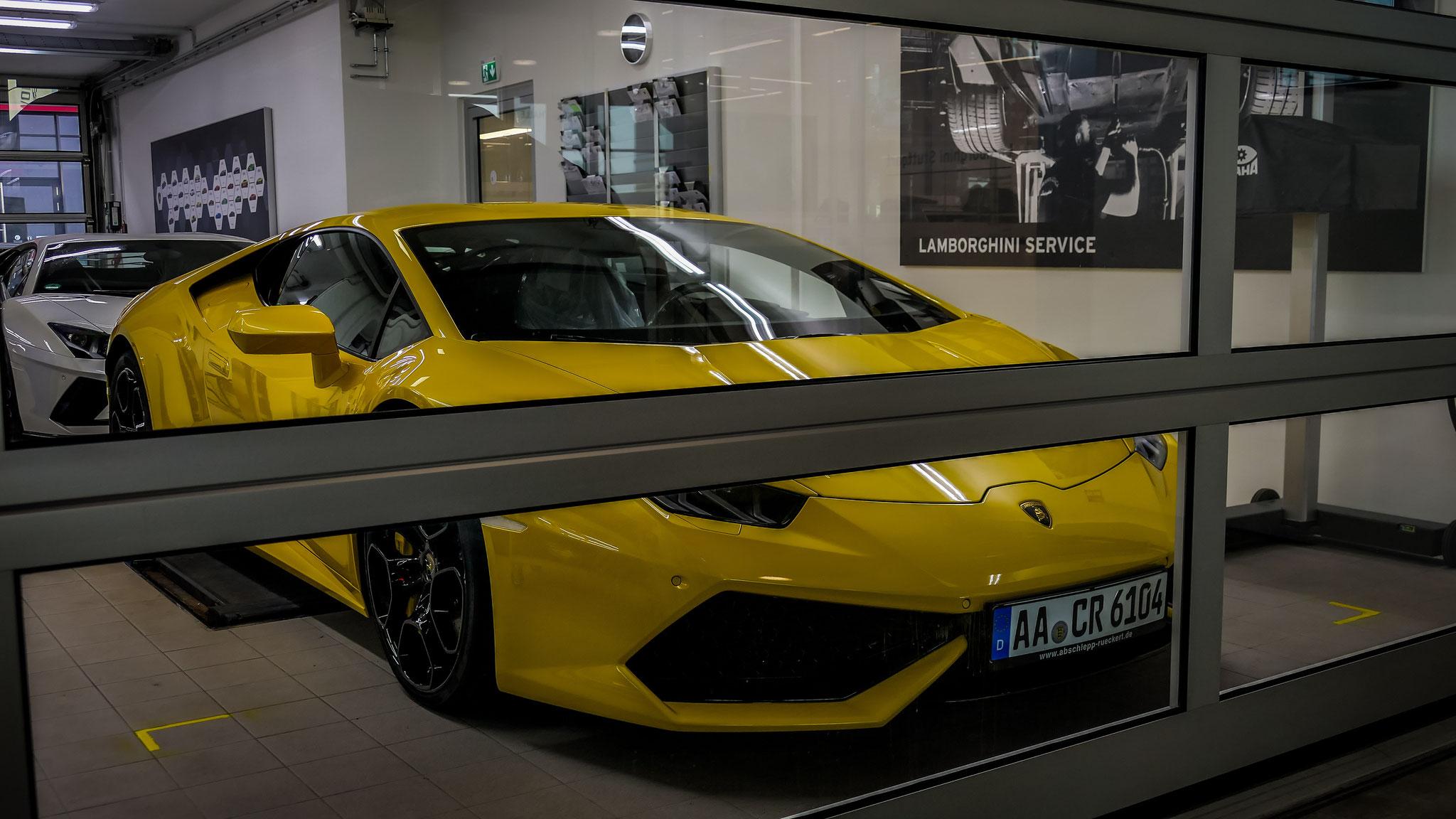 Lamborghini Huracan - AA-CR-6104