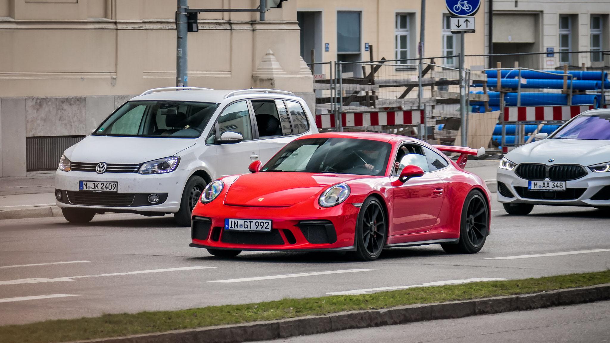 Porsche 991 GT3 - IN-GT-992