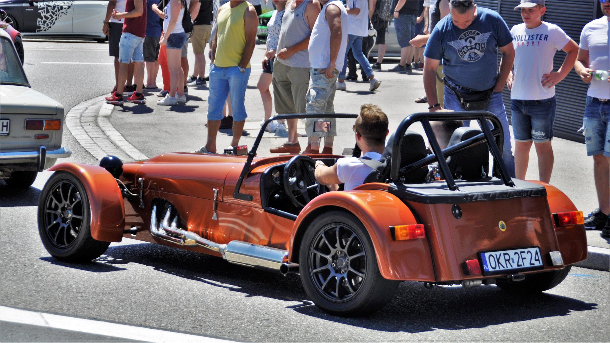 Lotus 7 - OKR-2F24 (POL)