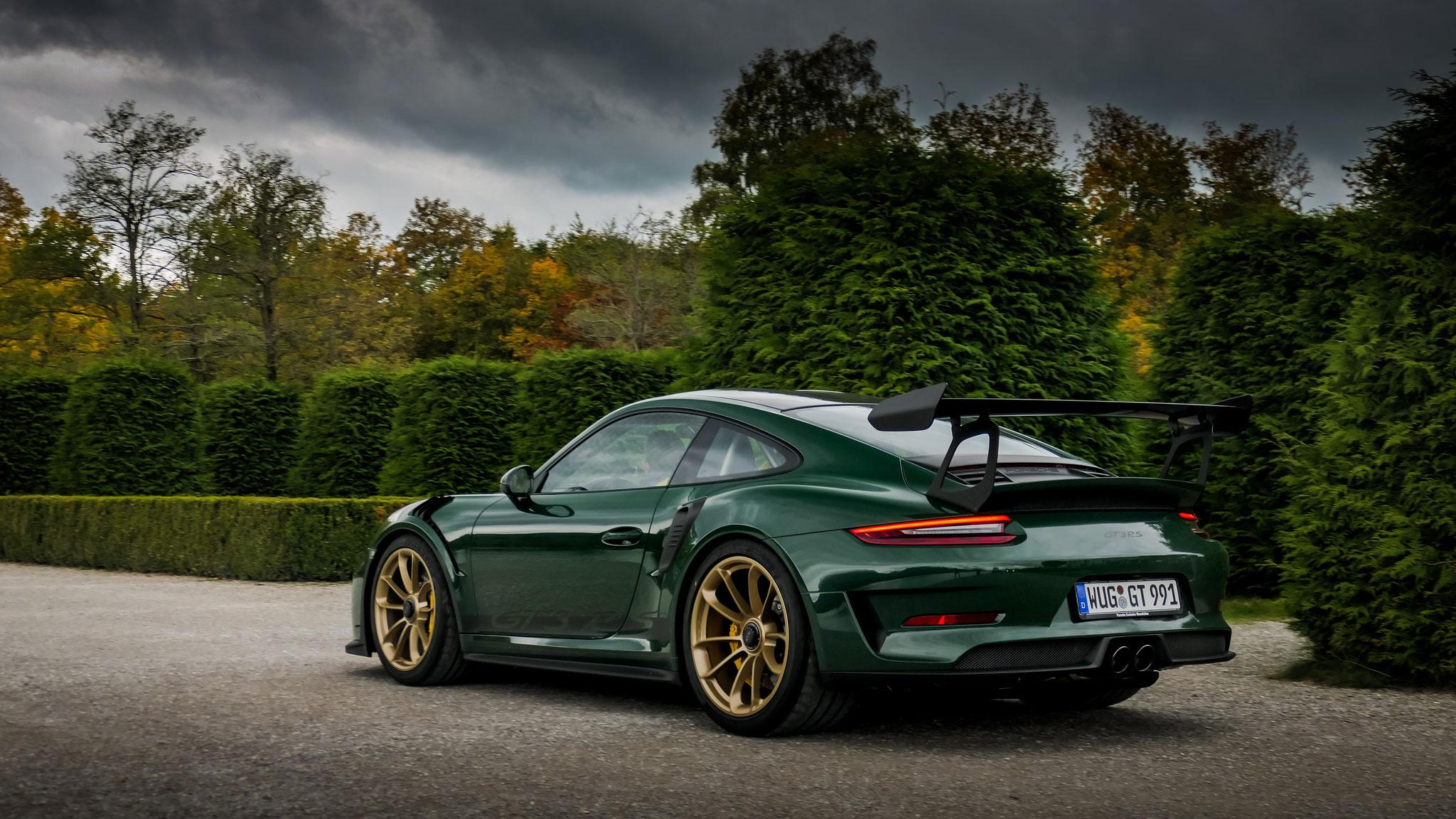 Porsche 911 991.2 GT3 RS - WUG-GT-991