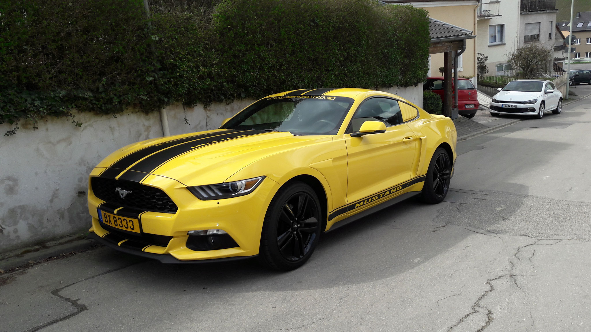 Ford Mustang GT - BX-8333 (LUX)
