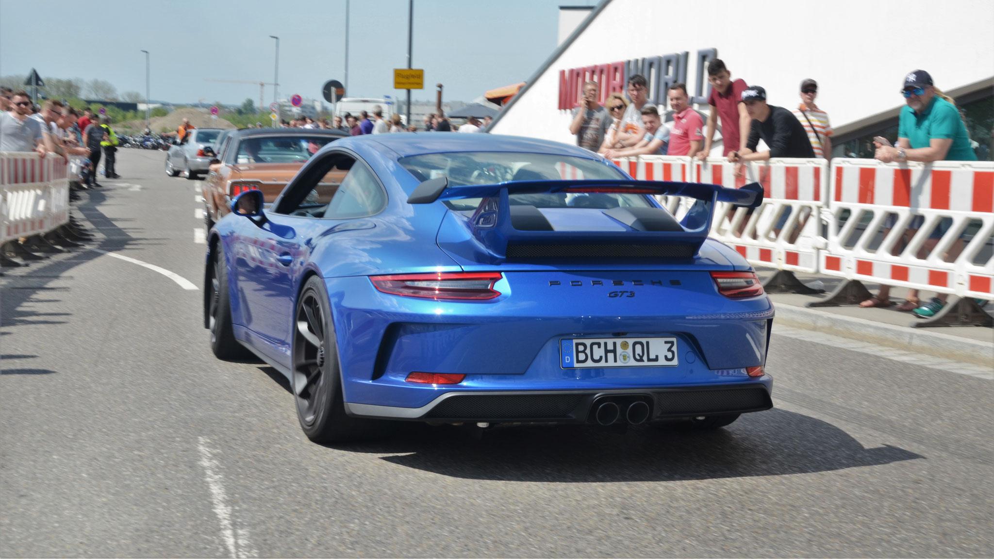 Porsche 991 GT3 - BCH-QL-3