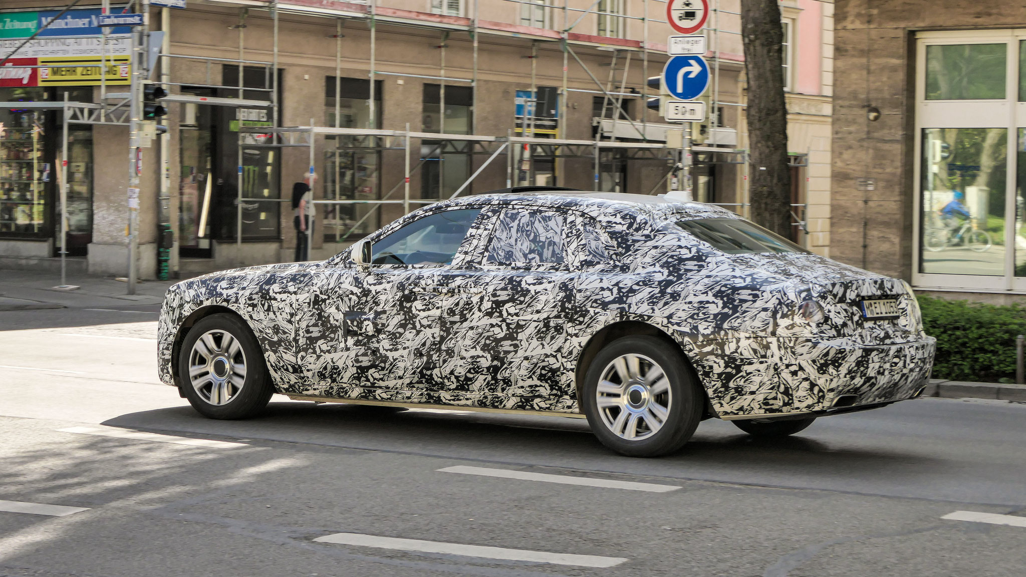 Rolls Royce Ghost 2020 - M-EI-1053