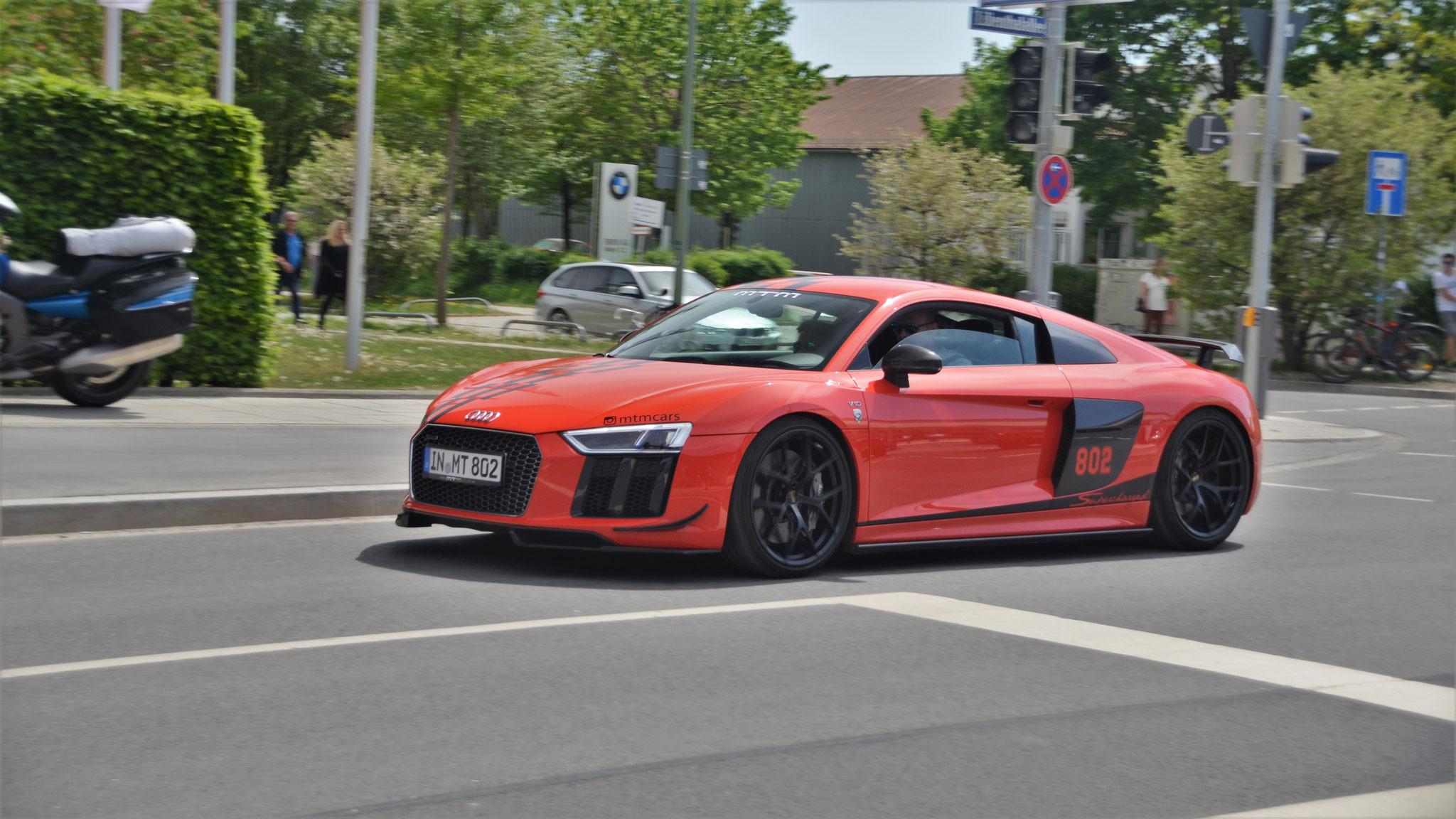 Audi R8  MTM - IN-MT-802