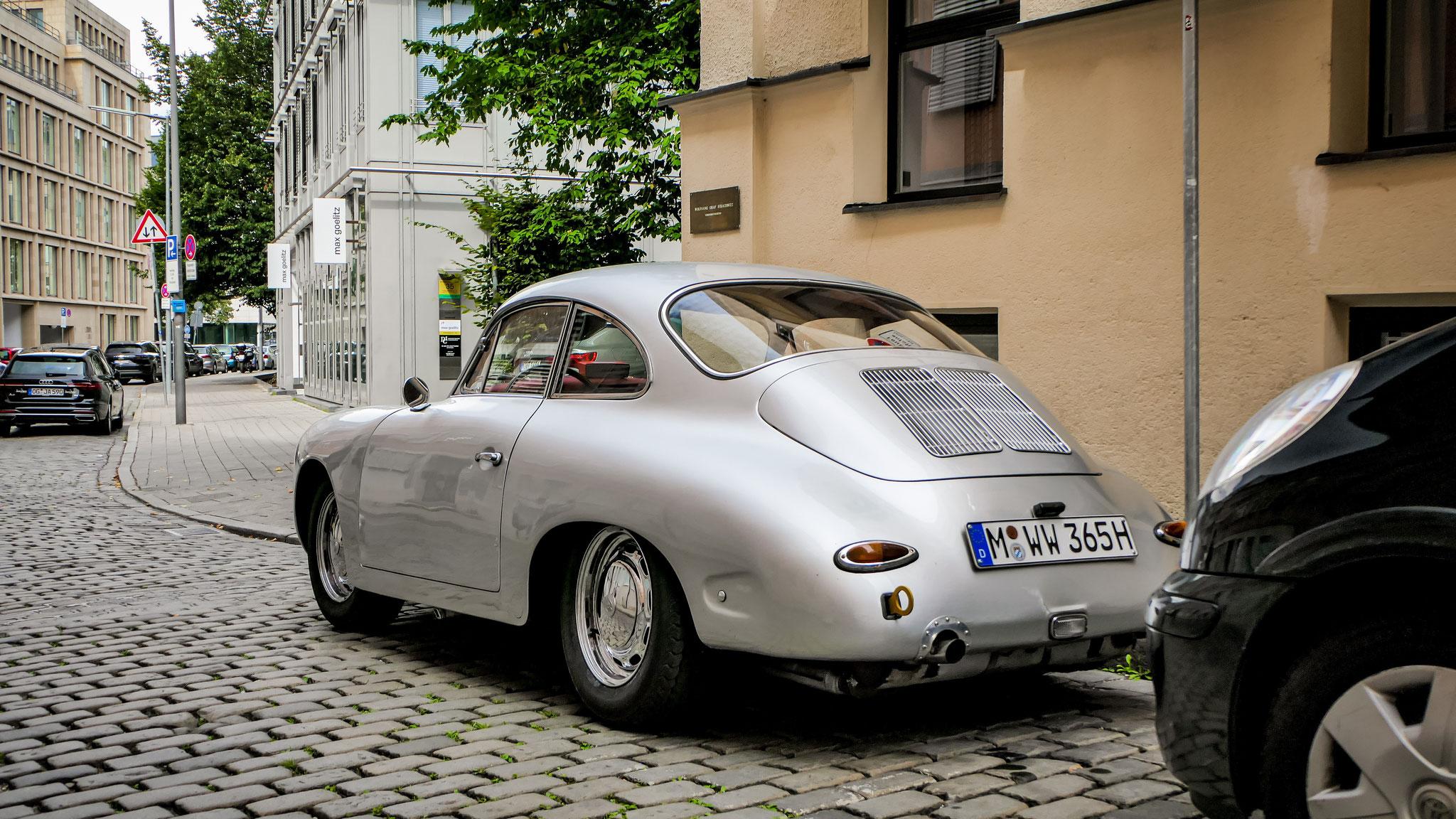 Porsche 356 SC - M-WW-365H